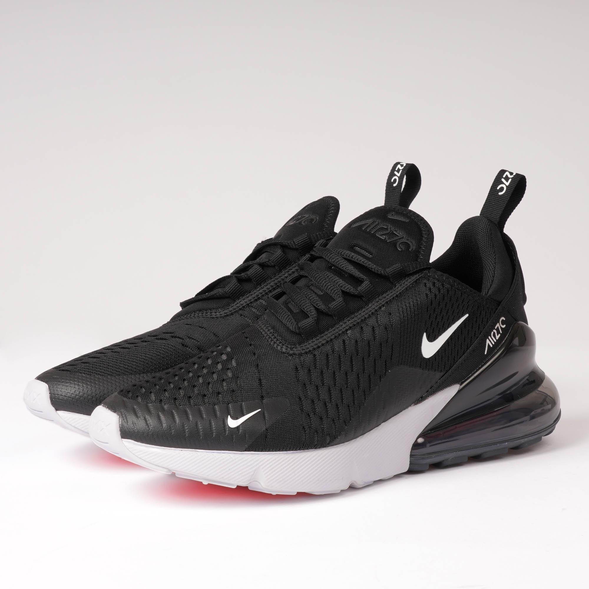 the latest dfab5 5146e Lyst - Nike Air Max 270 - Black, Anthracite   White in Black for Men