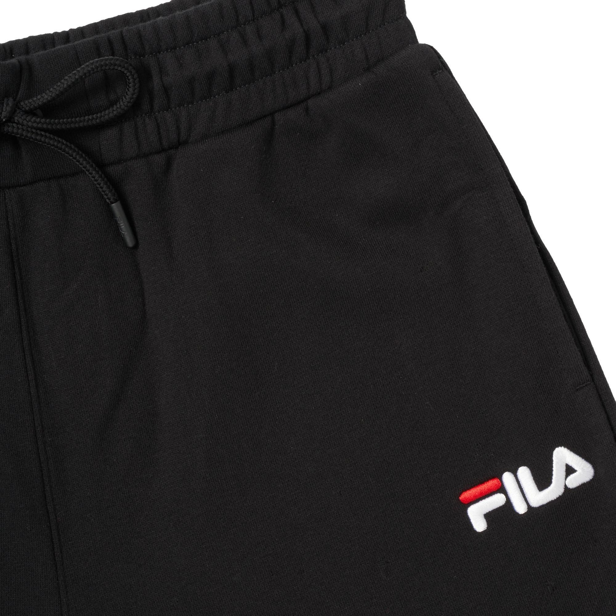 5ca9677c60 Fila Vintage Black Tanaro Shorts in Black for Men - Lyst
