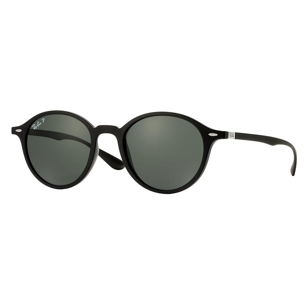 85afbec2a07289 Ray-Ban. Men s Black Round Liteforce Sunglasses - Polarised Green Classic G- 15 Lenses