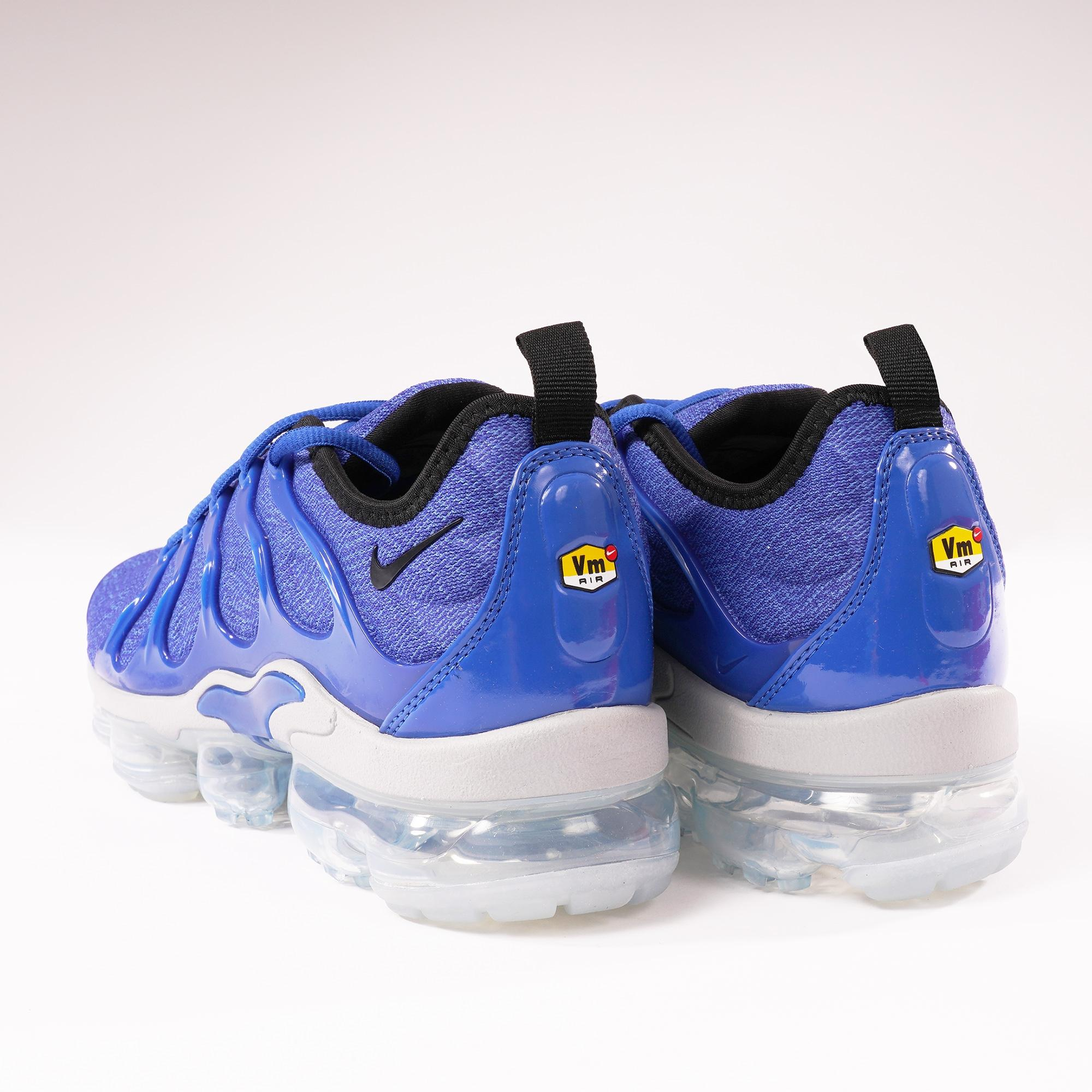 9a88f3c127 Nike Air Vapormax Plus - Game Royal, Black & Wolf Grey in Blue for ...