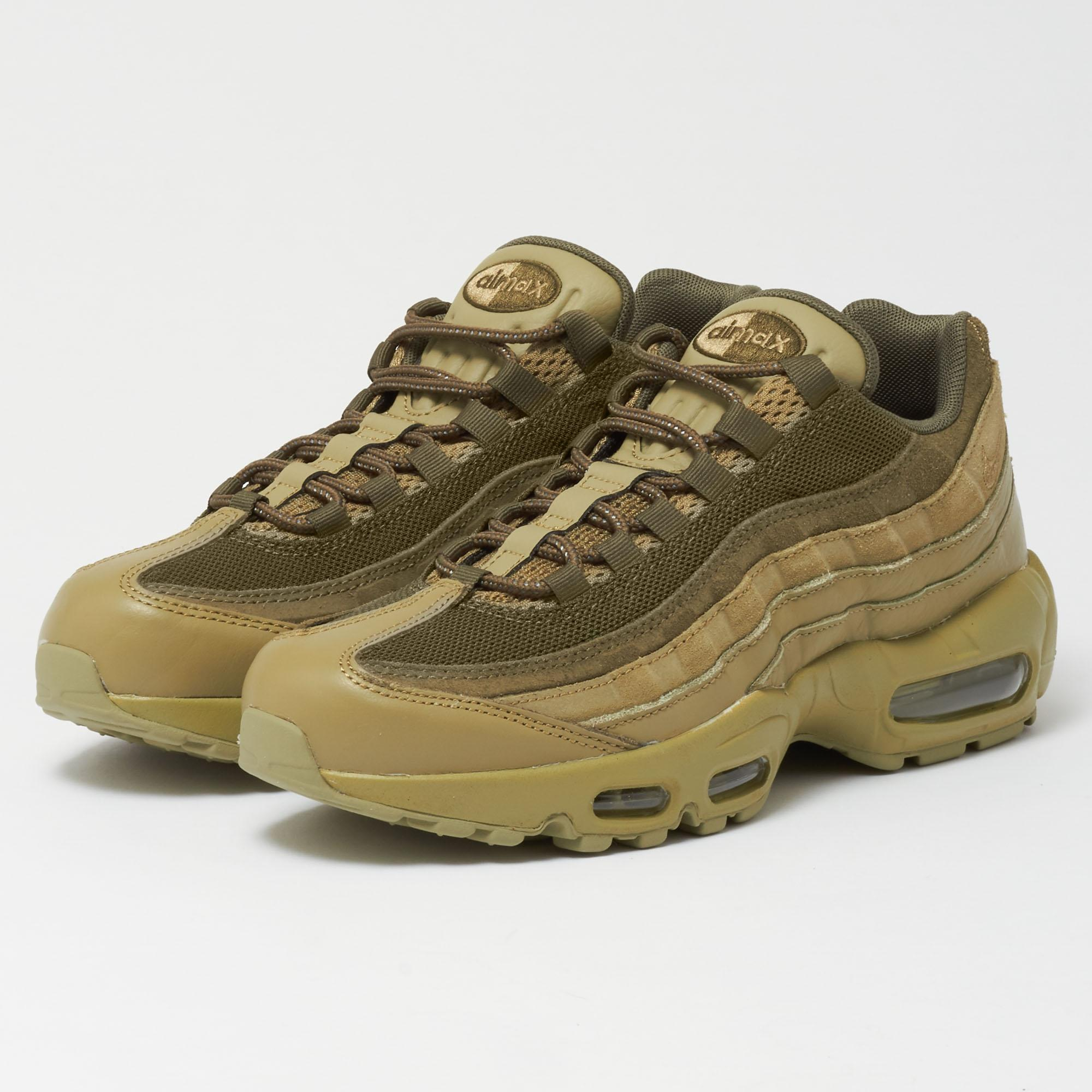 efc60b5679 ... coupon for nike. mens green air max 95 prm neutral olive dfbca a5f54