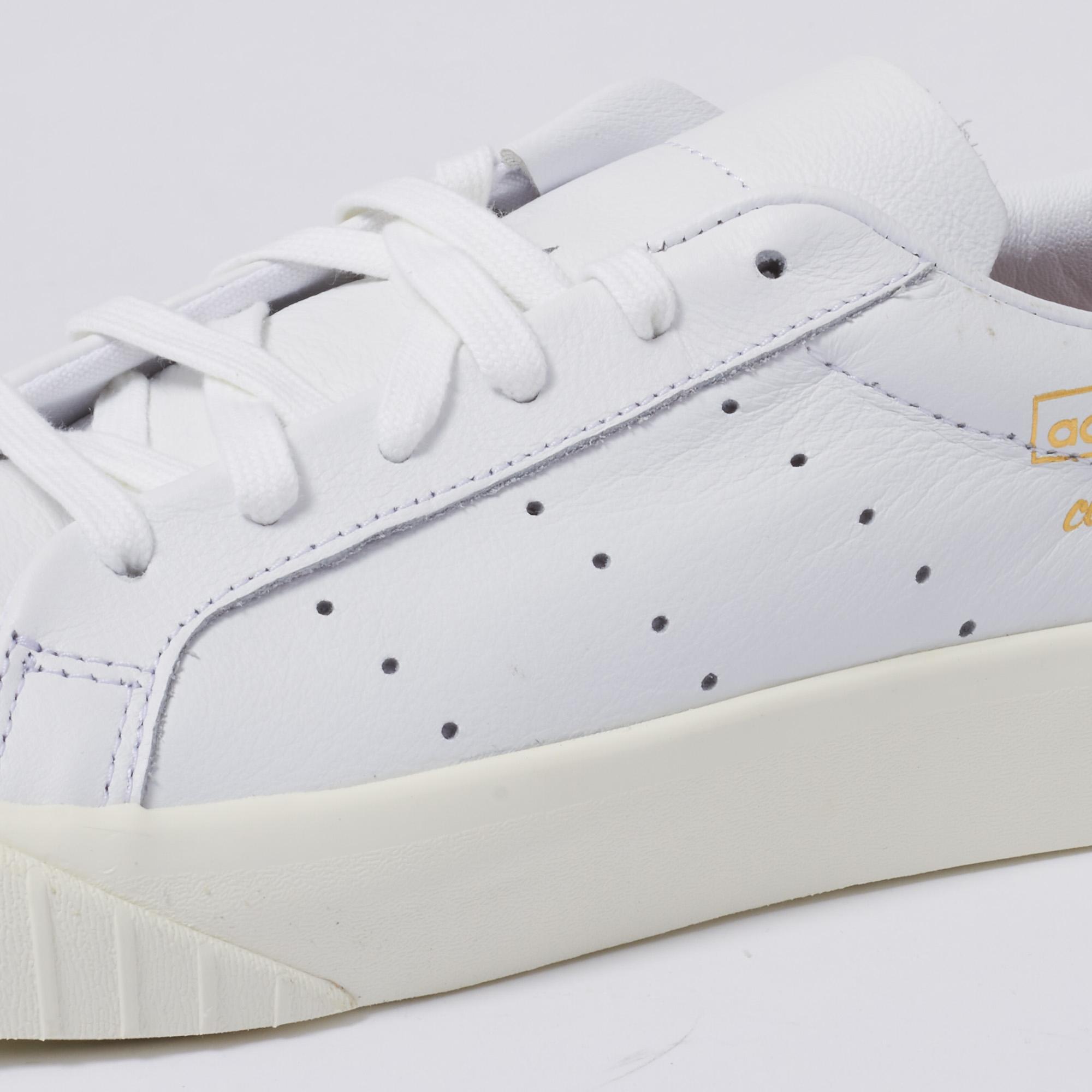 7ab53742974 adidas Originals Everyn Trainers - Ftwr White   Ash Pink in White ...