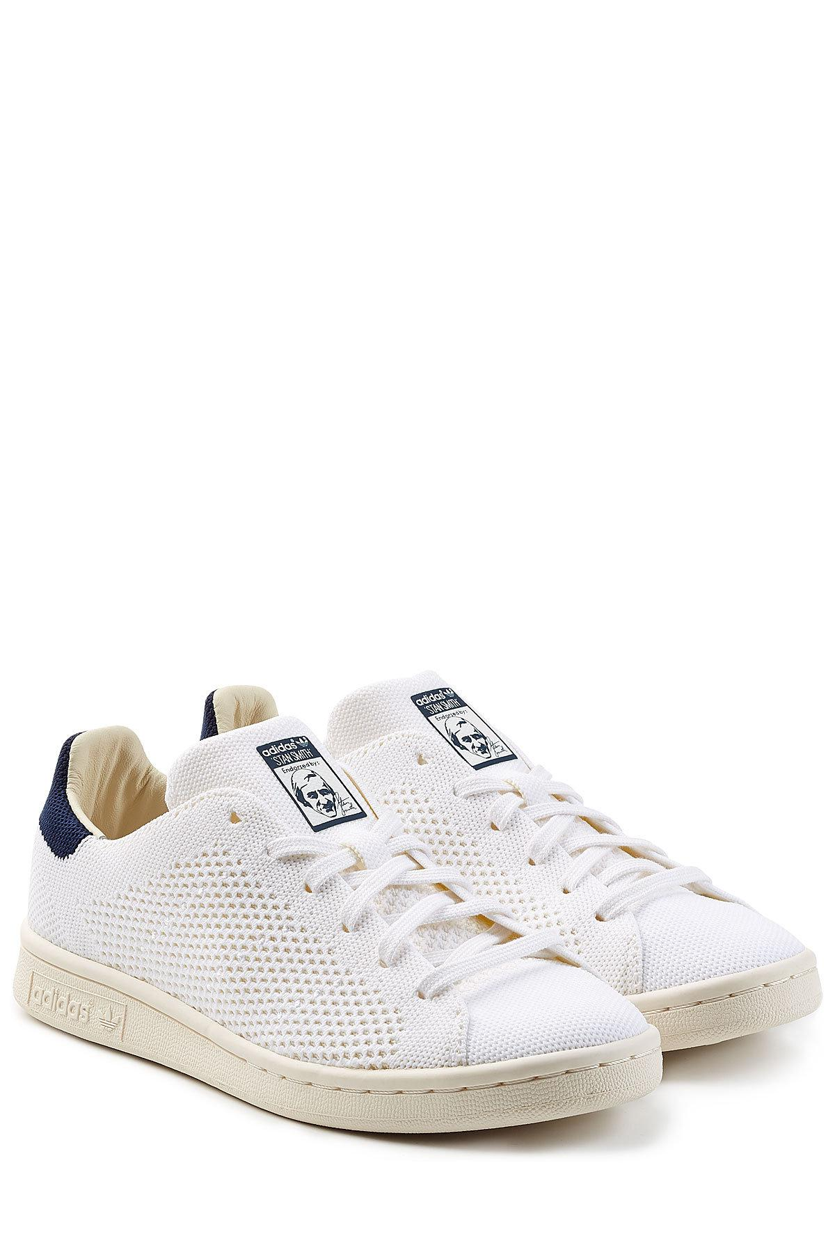 more photos edd3a 0ac0c adidas Originals Stan Smith Mesh Sneakers - Lyst
