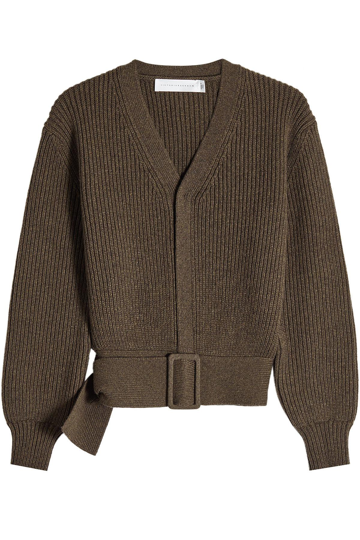 KNITWEAR - Cardigans Victoria Beckham Sale Original Clearance Cheapest Price K5dISmG