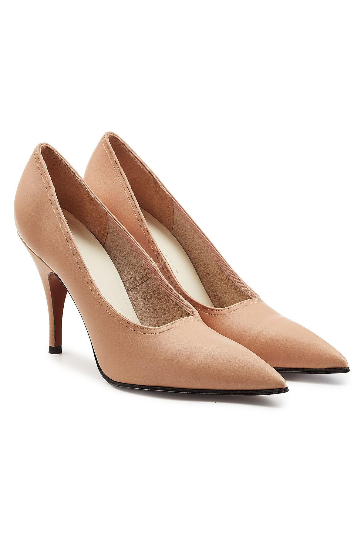 Enjoy For Sale Real Cheap Price Dorothy pumps - Nude & Neutrals Victoria Beckham Sale Get Authentic uOLc3S