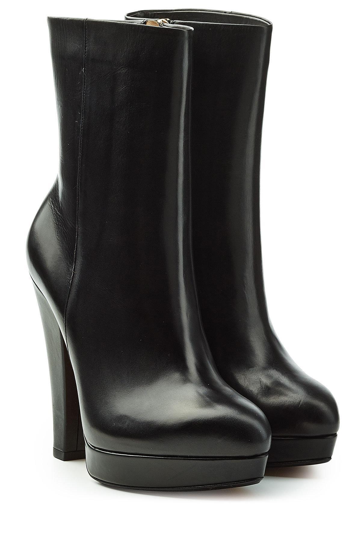 Sonia by Sonia Rykiel Leather Boots mNujnC32J