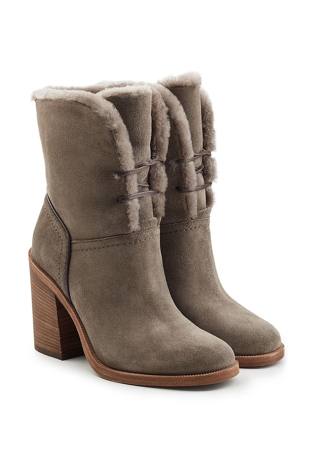 UGG Jerene suede ankle boots Cheap Sale Footlocker Finishline Clearance Latest Collections Explore Sale Online Discount Extremely Shopping Online With Mastercard 36Ir81Gk