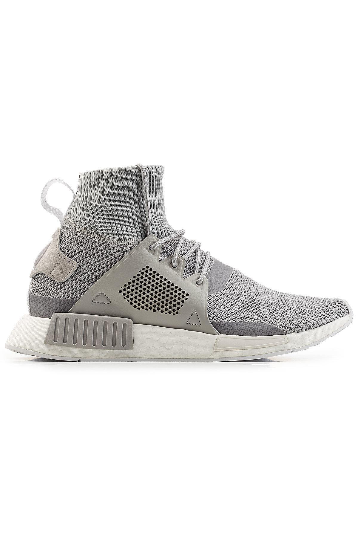 c7b3a7d50611 Adidas Originals - Gray Nmd R2 Primeknit Sneakers for Men - Lyst. View  fullscreen