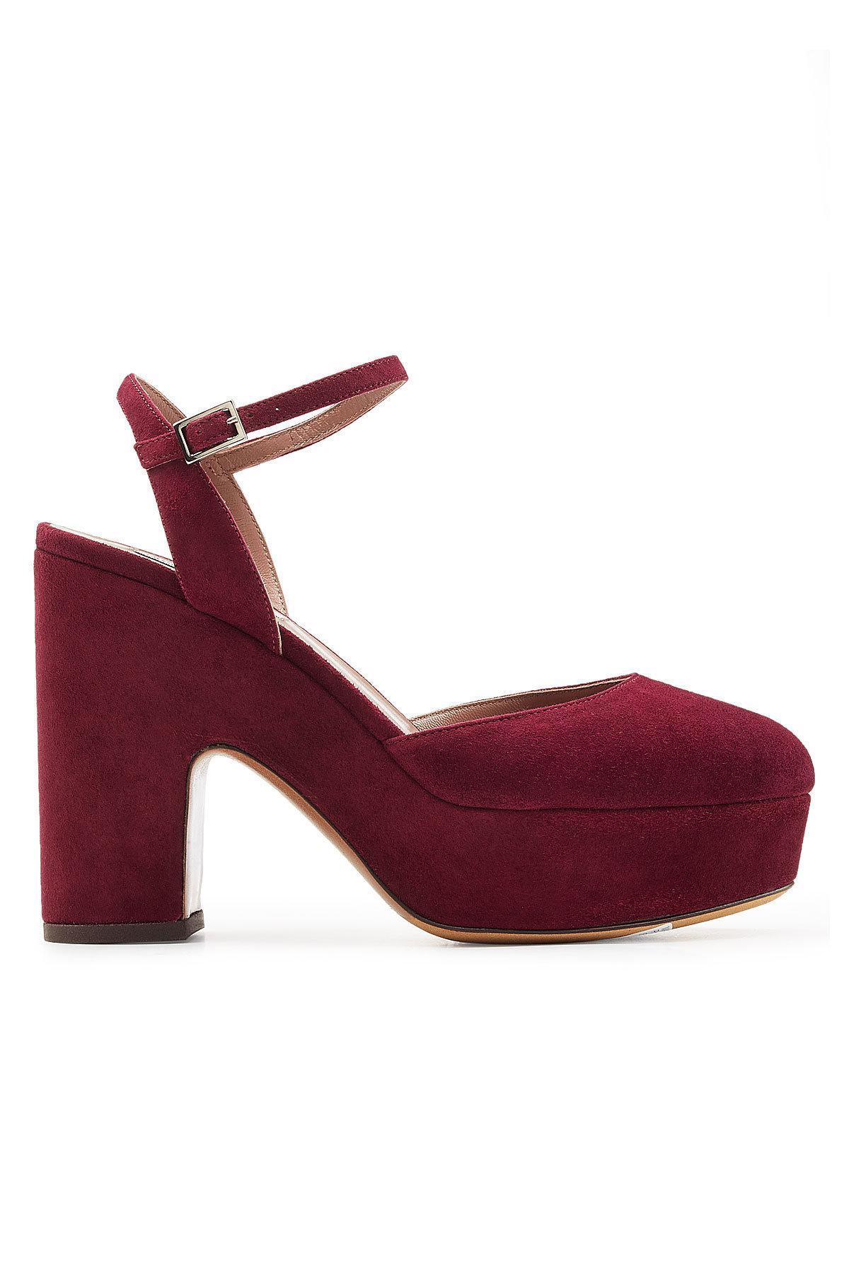 Tabitha Simmons Chaussures à talons plateforme et lanière cheville Grande Vente En Ligne Acheter Pas Cher Pas Cher ZvotXe1K8
