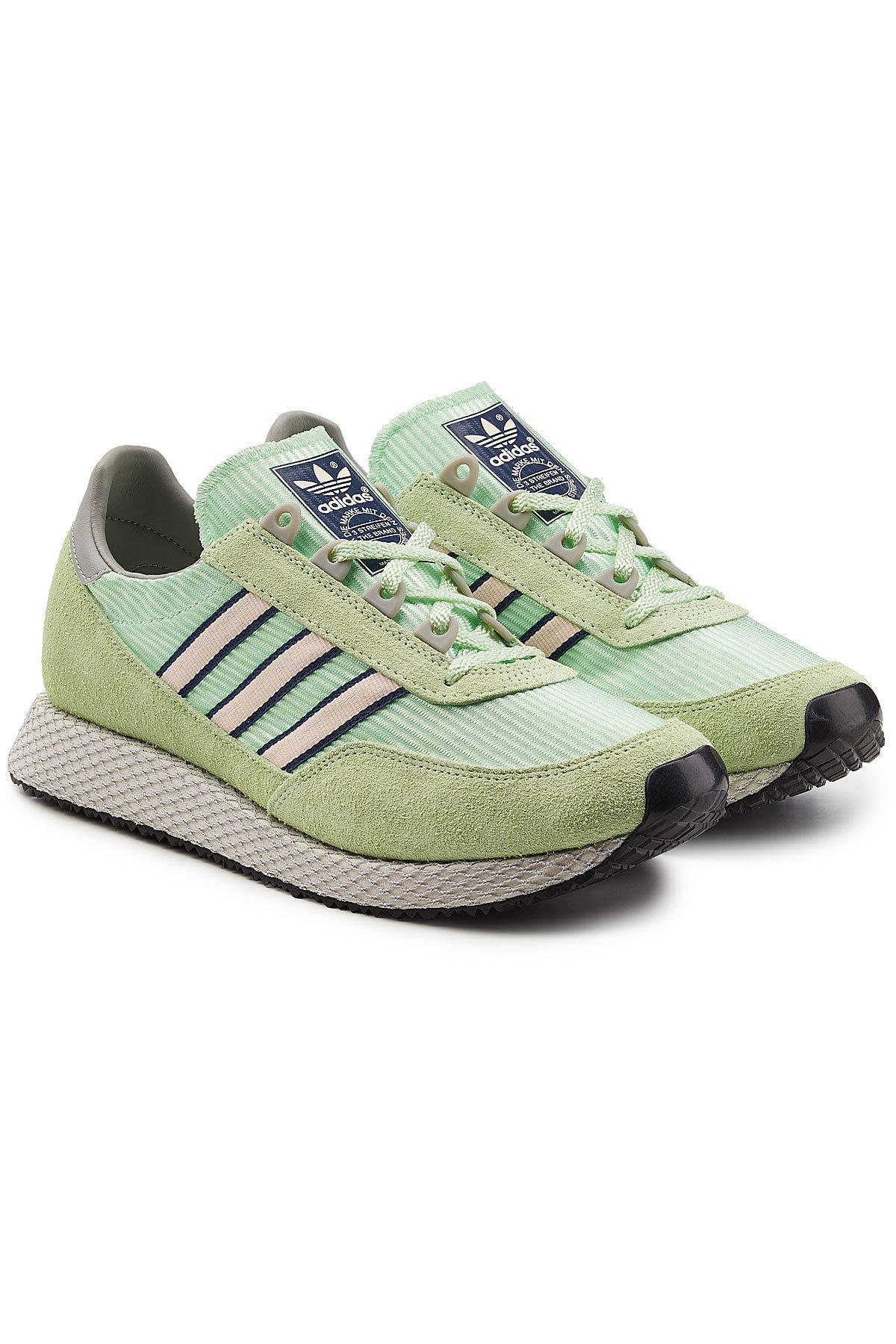 quality design a16d6 33753 ... Brown Off White Clear Granite Size fast delivery b9074 2fa29 adidas  Originals. Mens Glenbuck Spzl Trainers .. ...