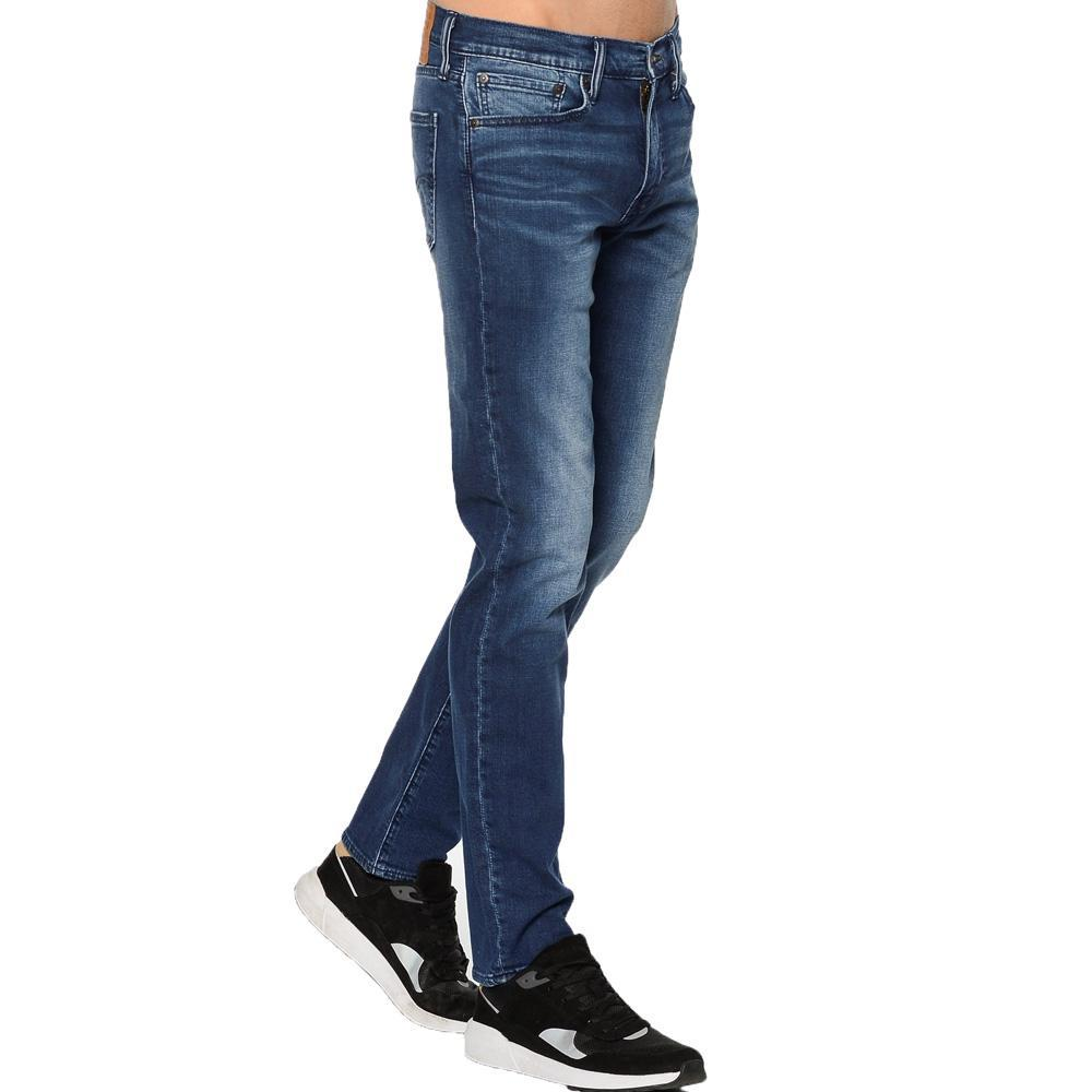 ecd0392e347 Levi's - Blue Levi's Men's 511 Slim Fit Jeans for Men - Lyst. View  fullscreen