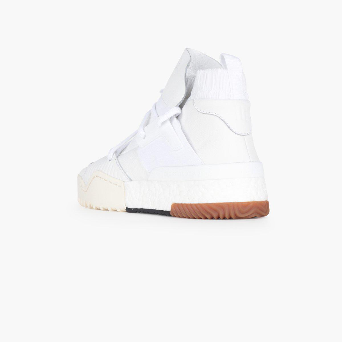 58d7af7ef93cc ... Adidas Originals By Alexander Wang Aw Bball Mid Boost for Men -. View  fullscreen