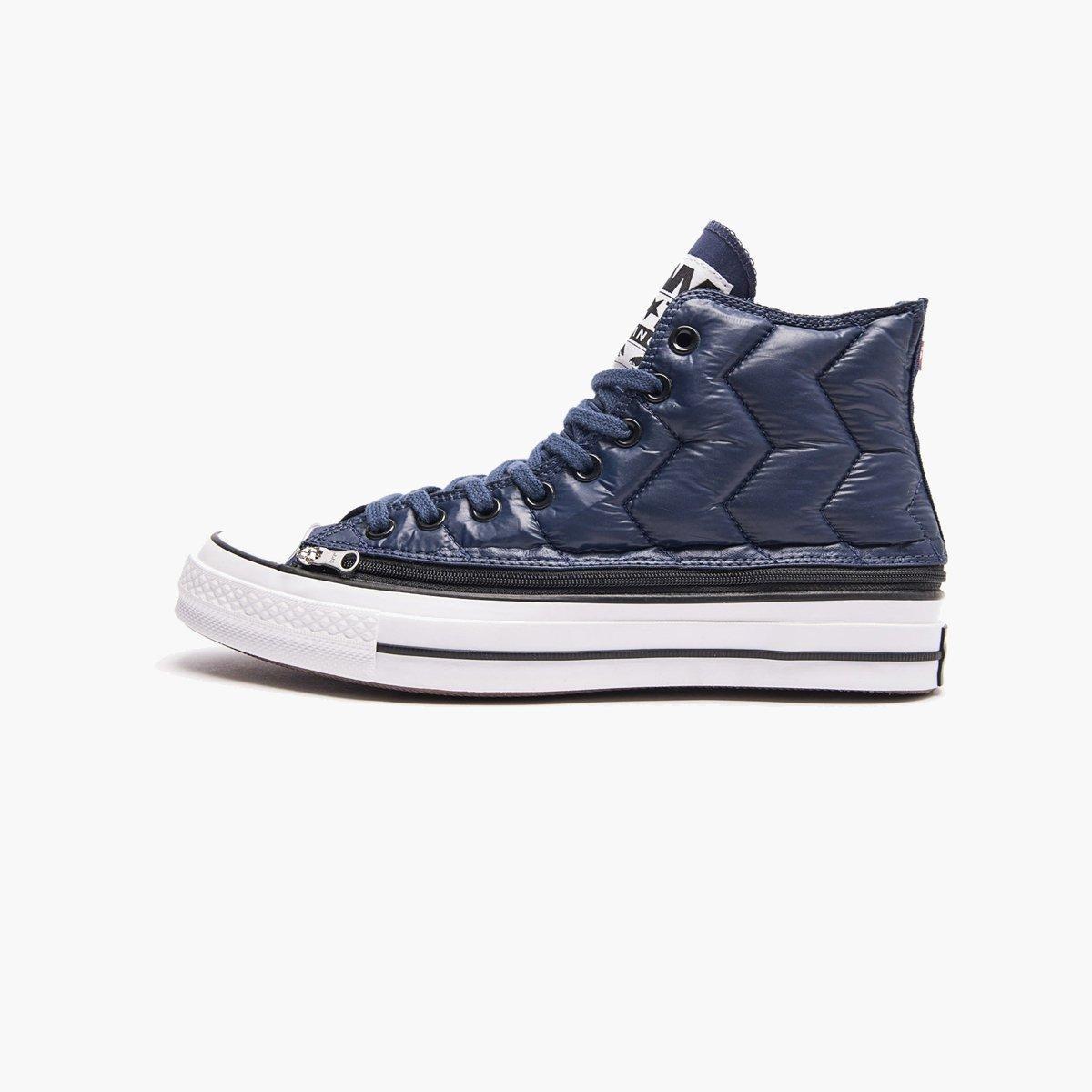 1981a035f5dcd3 Lyst - Converse Chuck 70 Zip Off Hi X Pam in Blue for Men