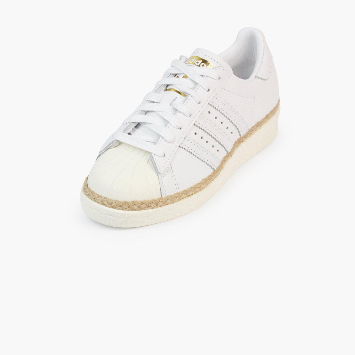 7631c8c46477 Adidas Originals - White 80 s New Bold Women s - Lyst. View fullscreen