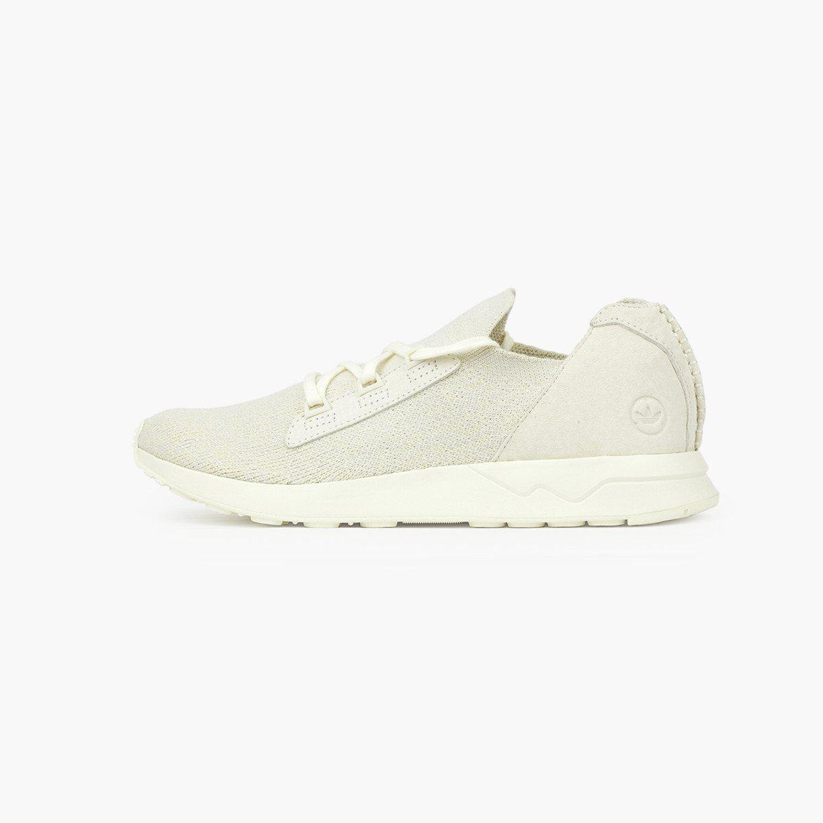 0406a81c3 adidas Originals Adidas Wh Zx Flux X Pk in White - Lyst