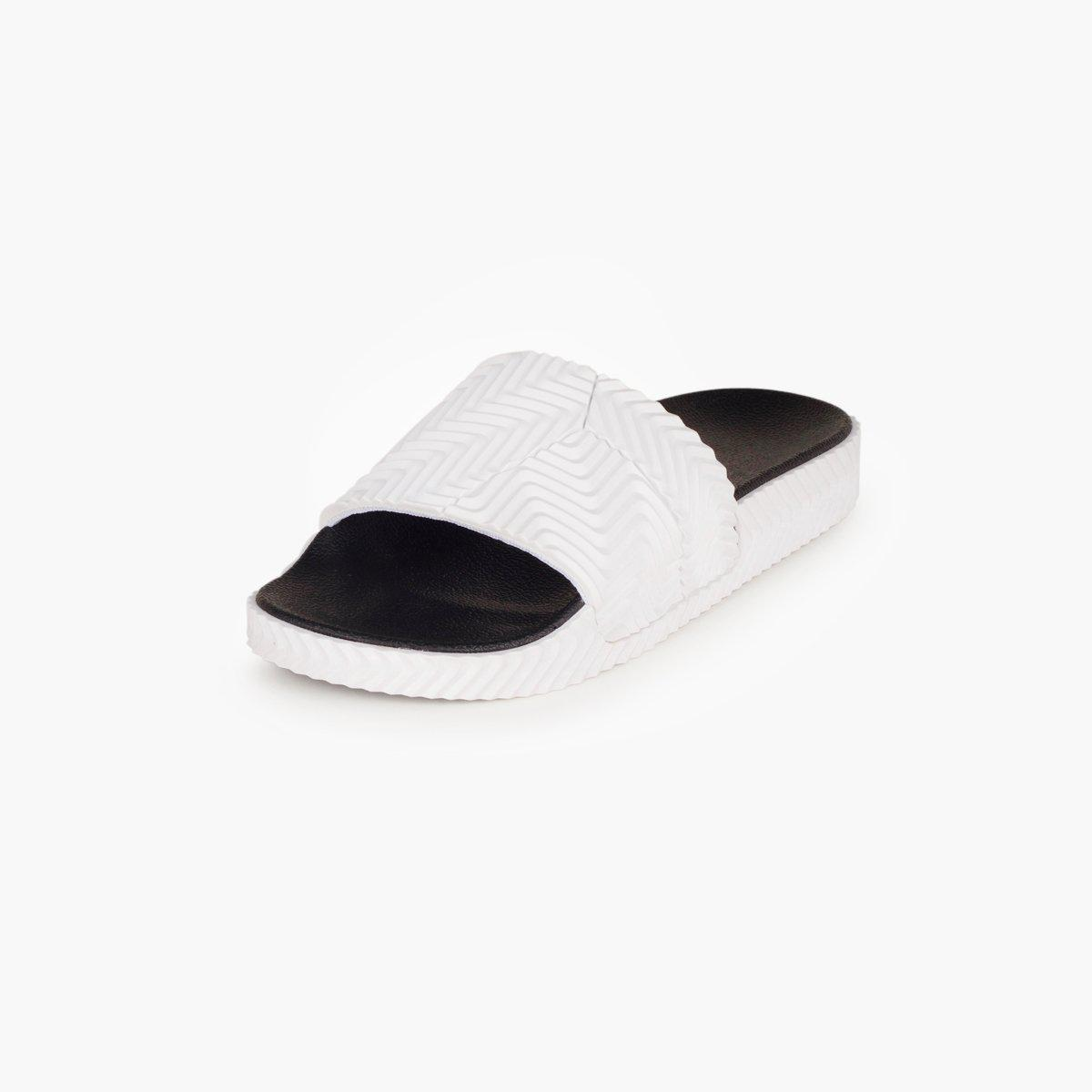 d99af6106 ... Adidas Originals By Alexander Wang Adilette - Lyst. View fullscreen