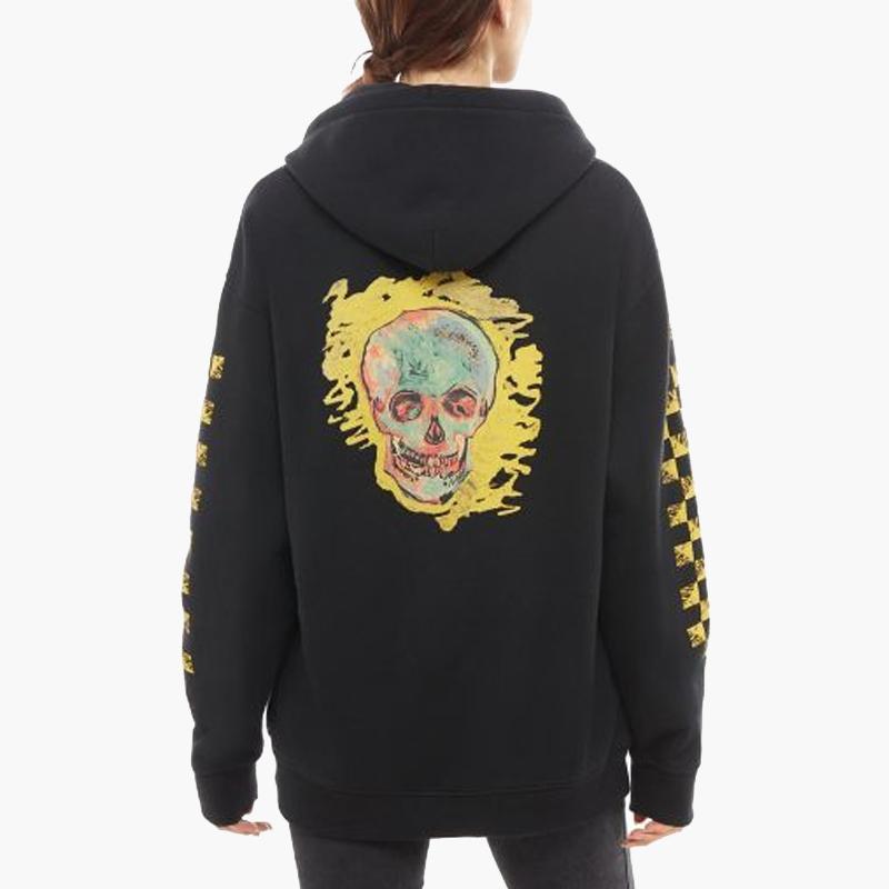 417e0d9b45 Lyst - Vans Hoodie X Van Gogh Museum Skull