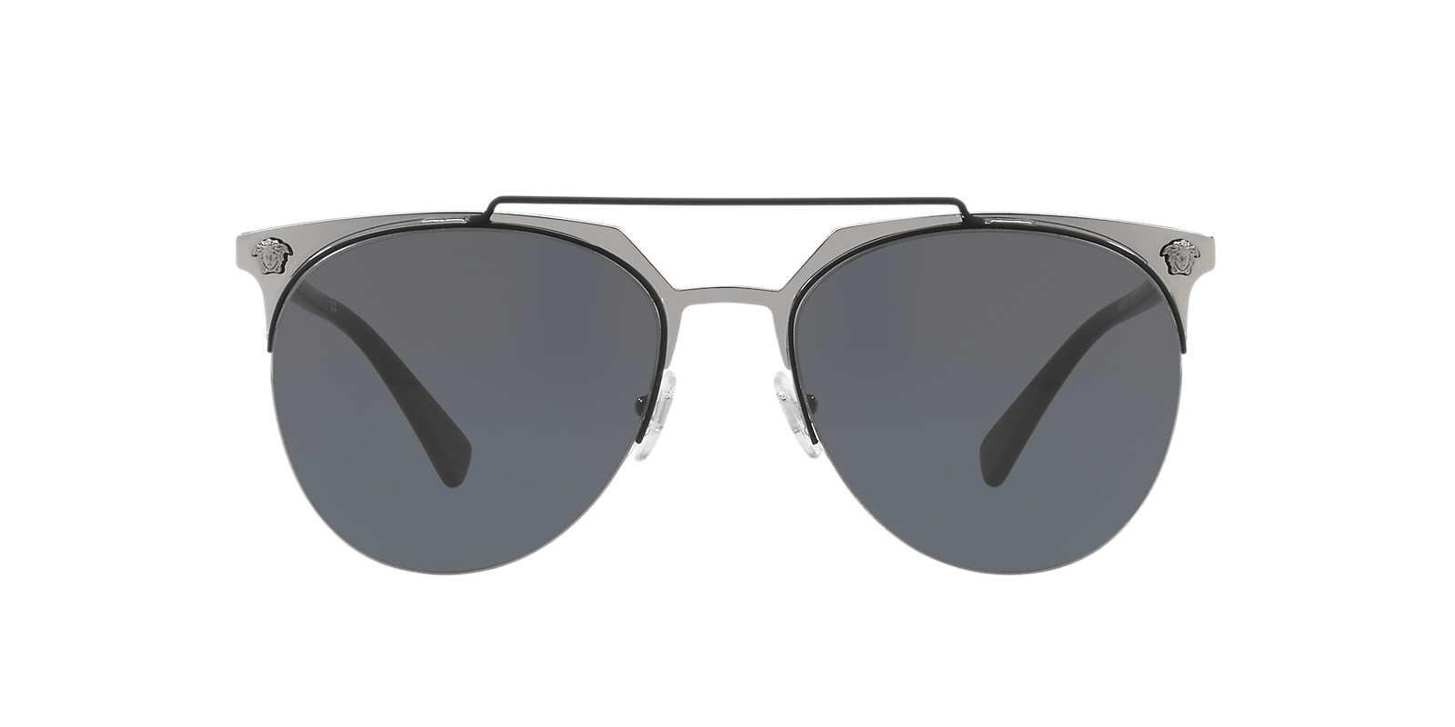 04b81f40cd31 Lyst - Versace Ve2181 Only At Sunglass Hut in Gray for Men