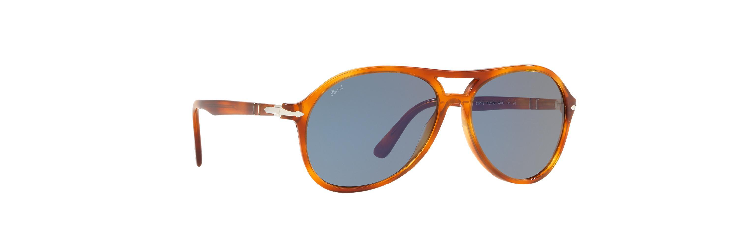 a8351b65dd Persol Po3194s 59 in Blue for Men - Lyst