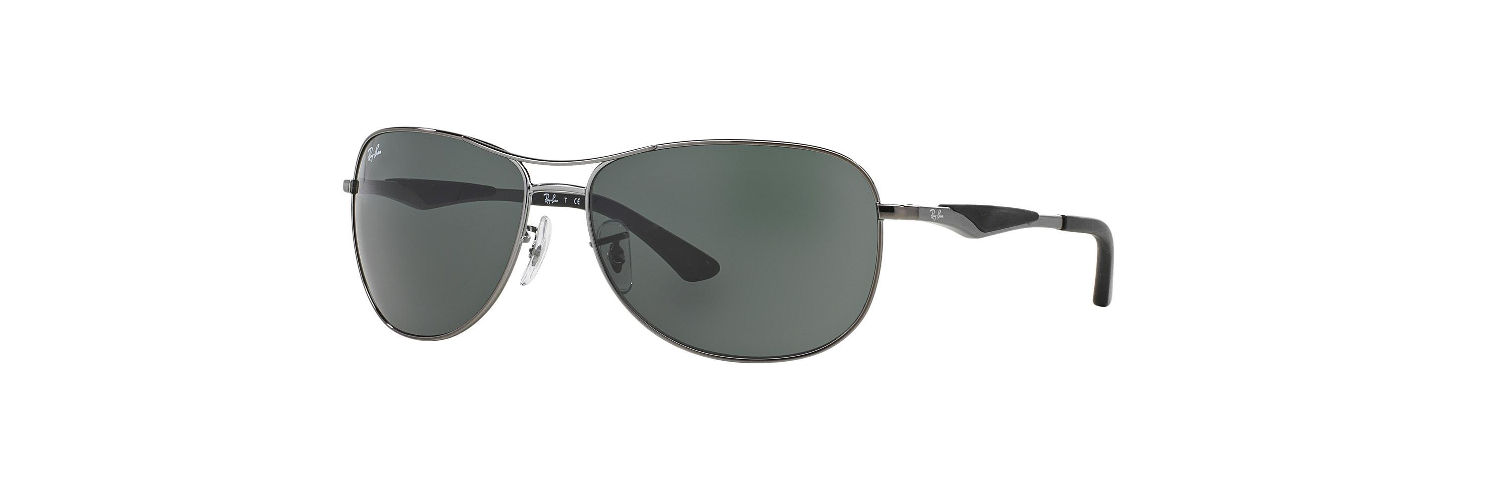 3f13e6963bd Lyst - Ray-Ban Rb3519 62 in Green