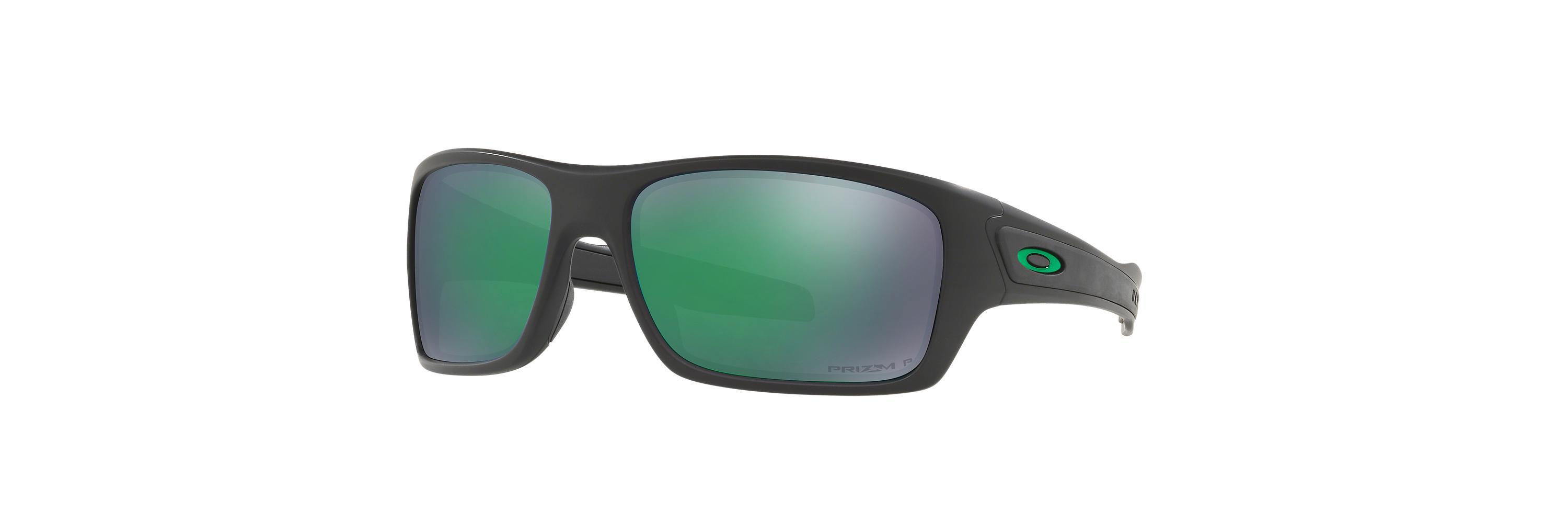 16c4d5d79f Lyst - Oakley Oo9263 Turbine Prizm Jade Only At Sunglass Hut in ...