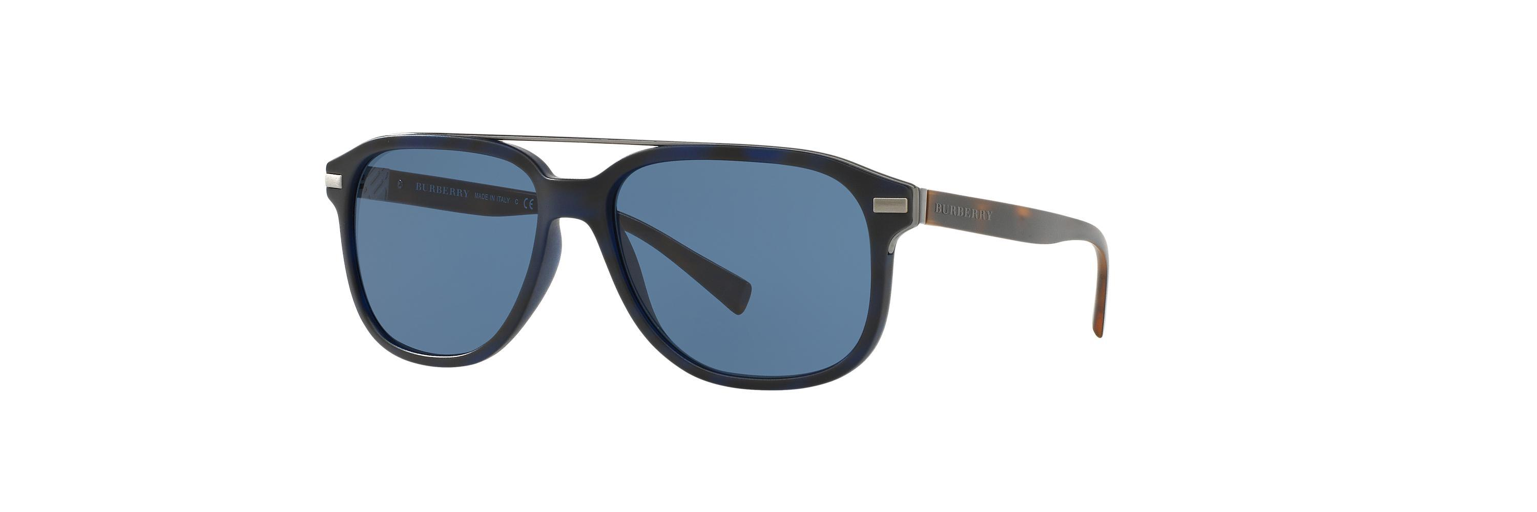 5448f0ec62d Burberry Be4233 57 in Blue for Men - Lyst