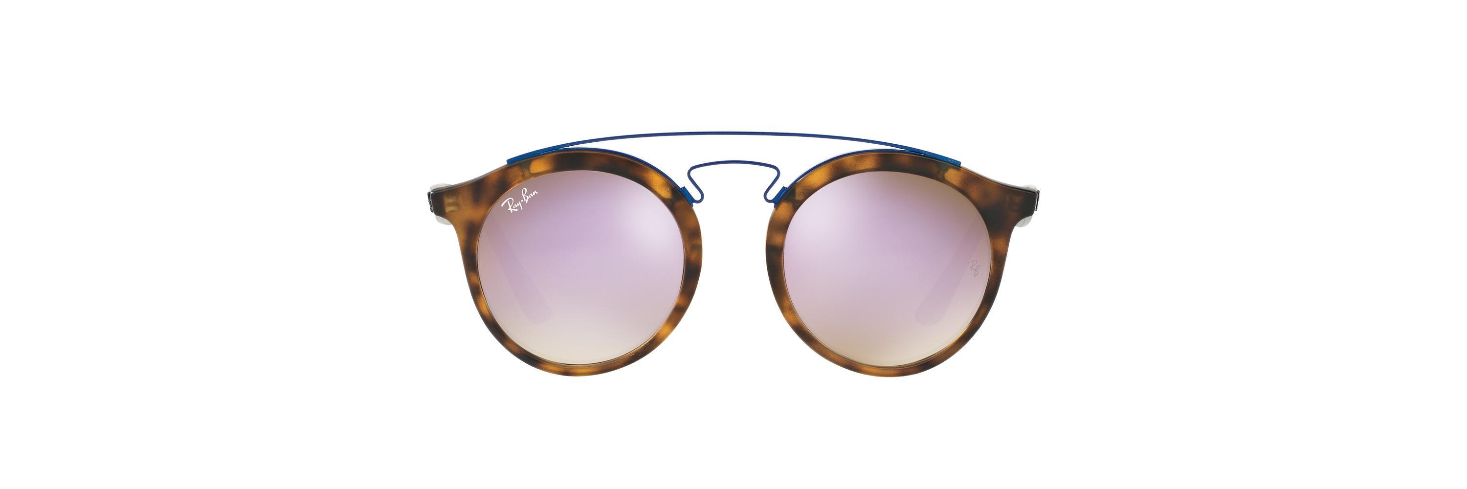 c66a39082de987 Lyst - Ray-Ban Rb4256 49 Gatsby I Mirror Collection for Men