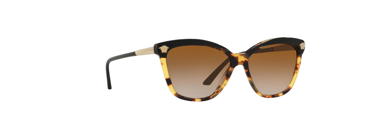 c11346909402 Versace Ve4313 57 in Brown - Lyst