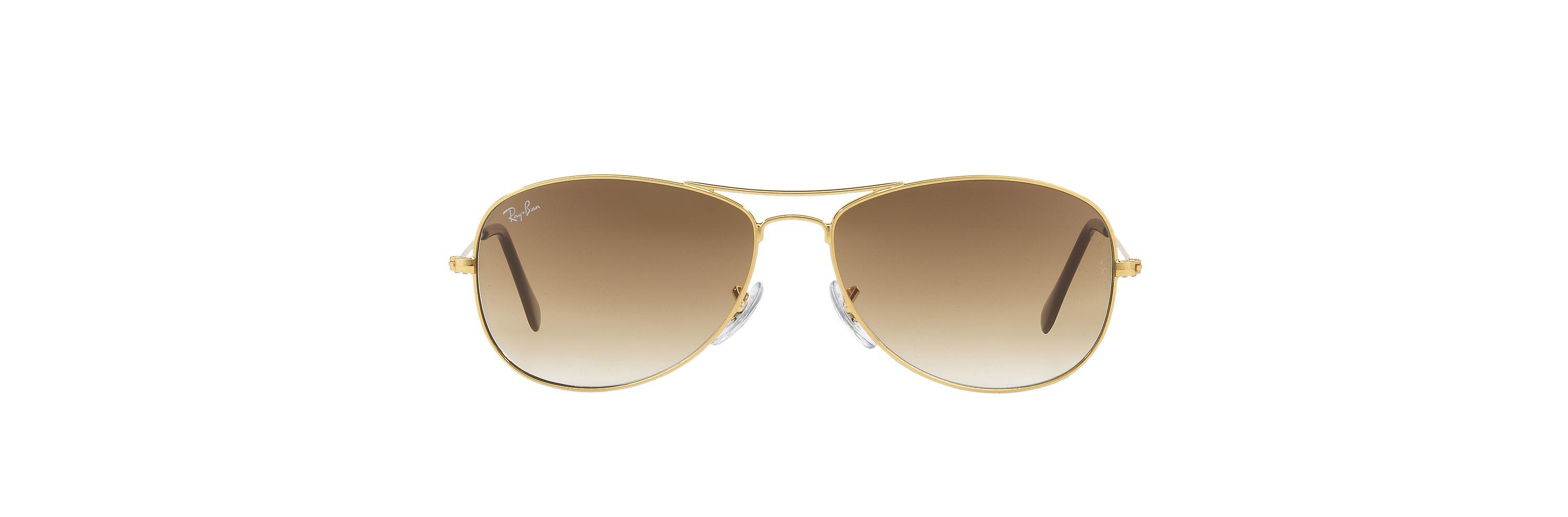 0afcf32588 Lyst - Ray-Ban Rb3362 59 Cockpit Gradient Collection in Brown for Men