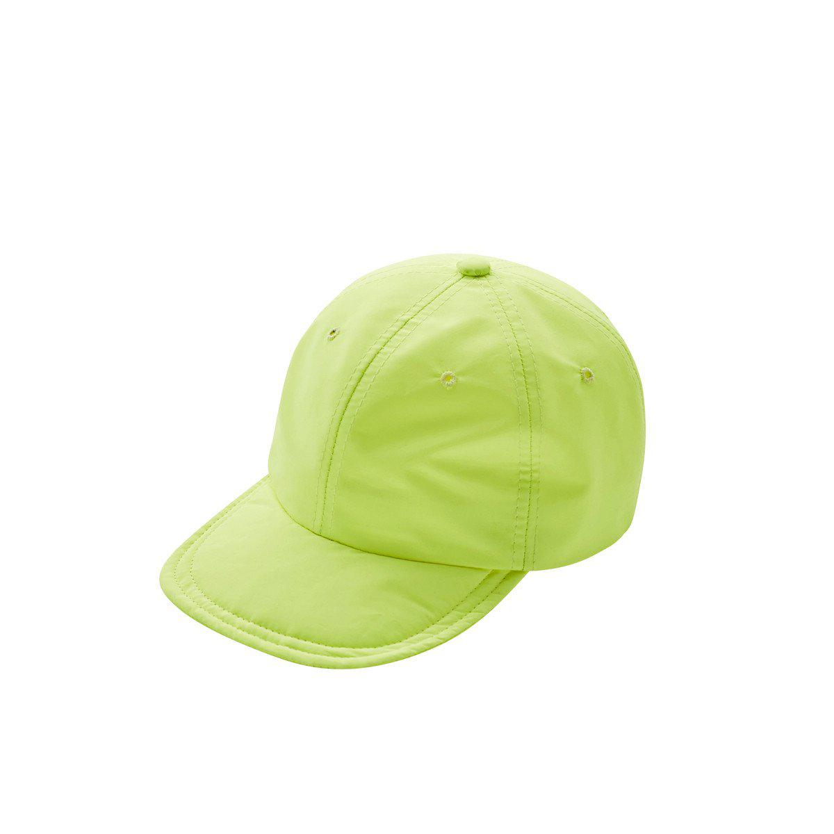 1a646f5d Used Future Soft Cap Yellow in Green for Men - Lyst