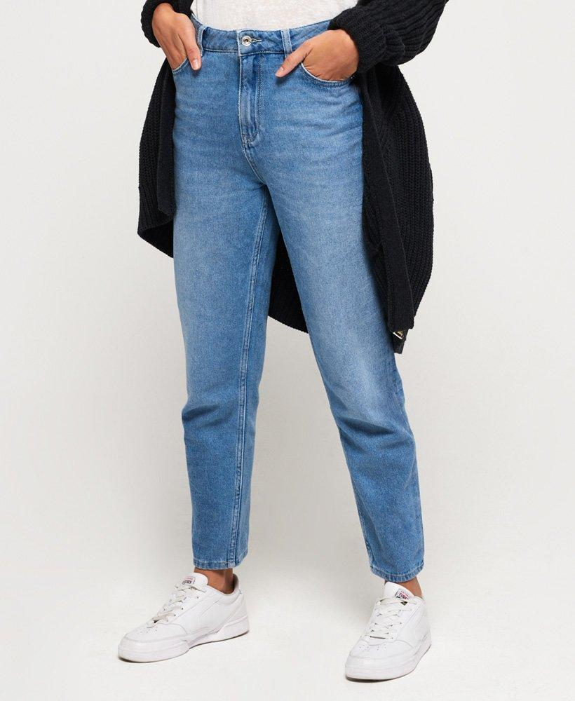 Ruby Slim Blue Superdry Lyst Jeans In dPYxY