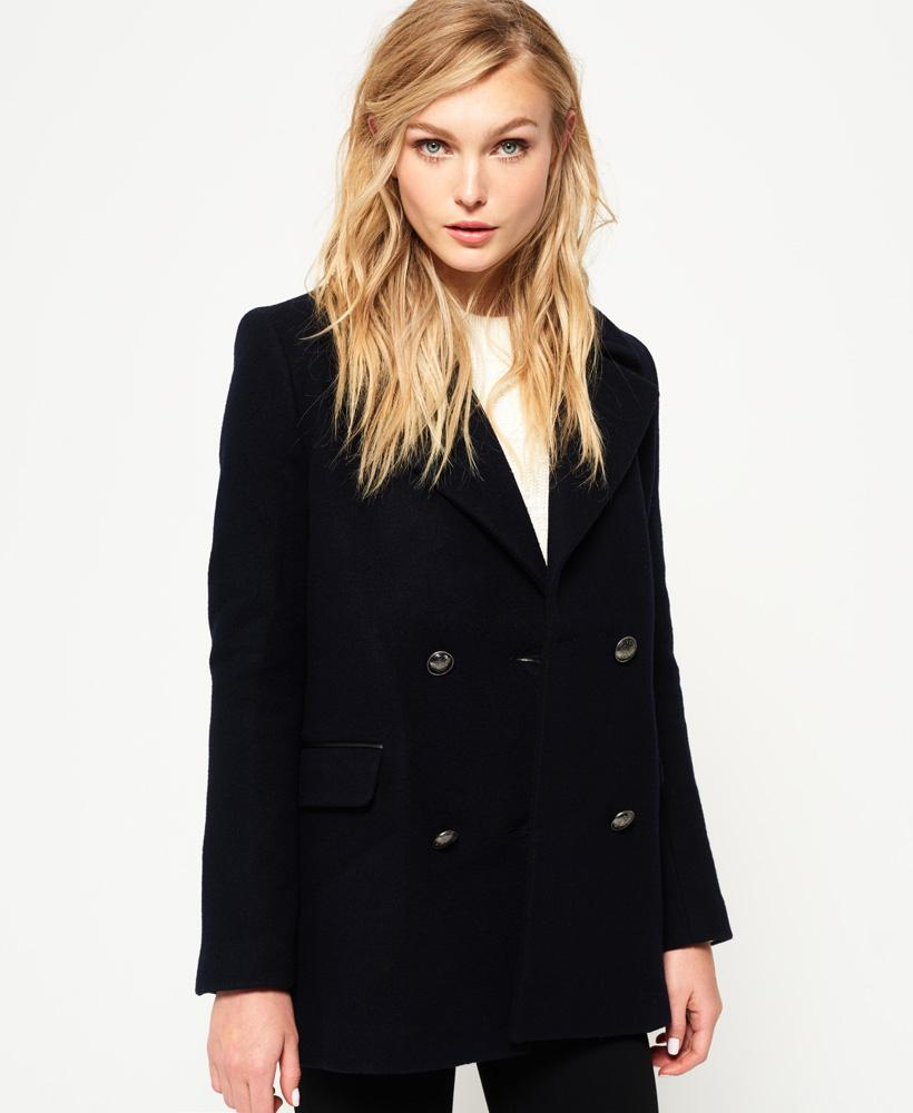 Women who favor a classic look in ladies wool coats will love the choices they'll find in the Kenneth Cole line. These coats are beautifully tailored in a wool blend that's smooth and offers warmth with a feel of understated elegance.