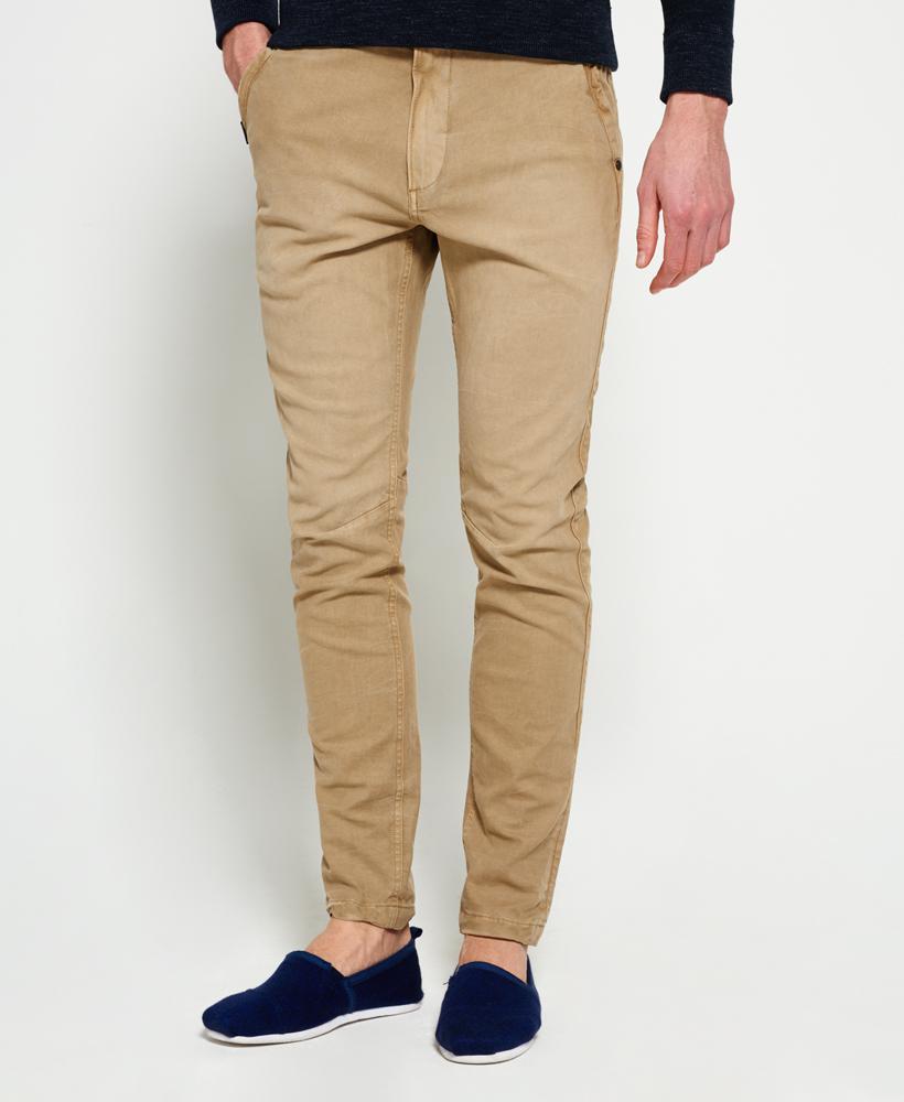 Mens Chino Trousers Surplus aDjlPDy