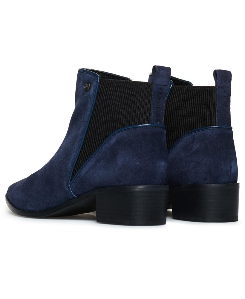 Superdry Quinn Ribbed Chelsea Boots qOR1TTY