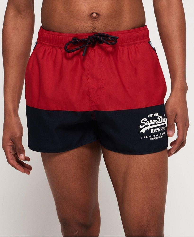 85d0517924 Superdry Marine Racer Swim Shorts for Men - Lyst