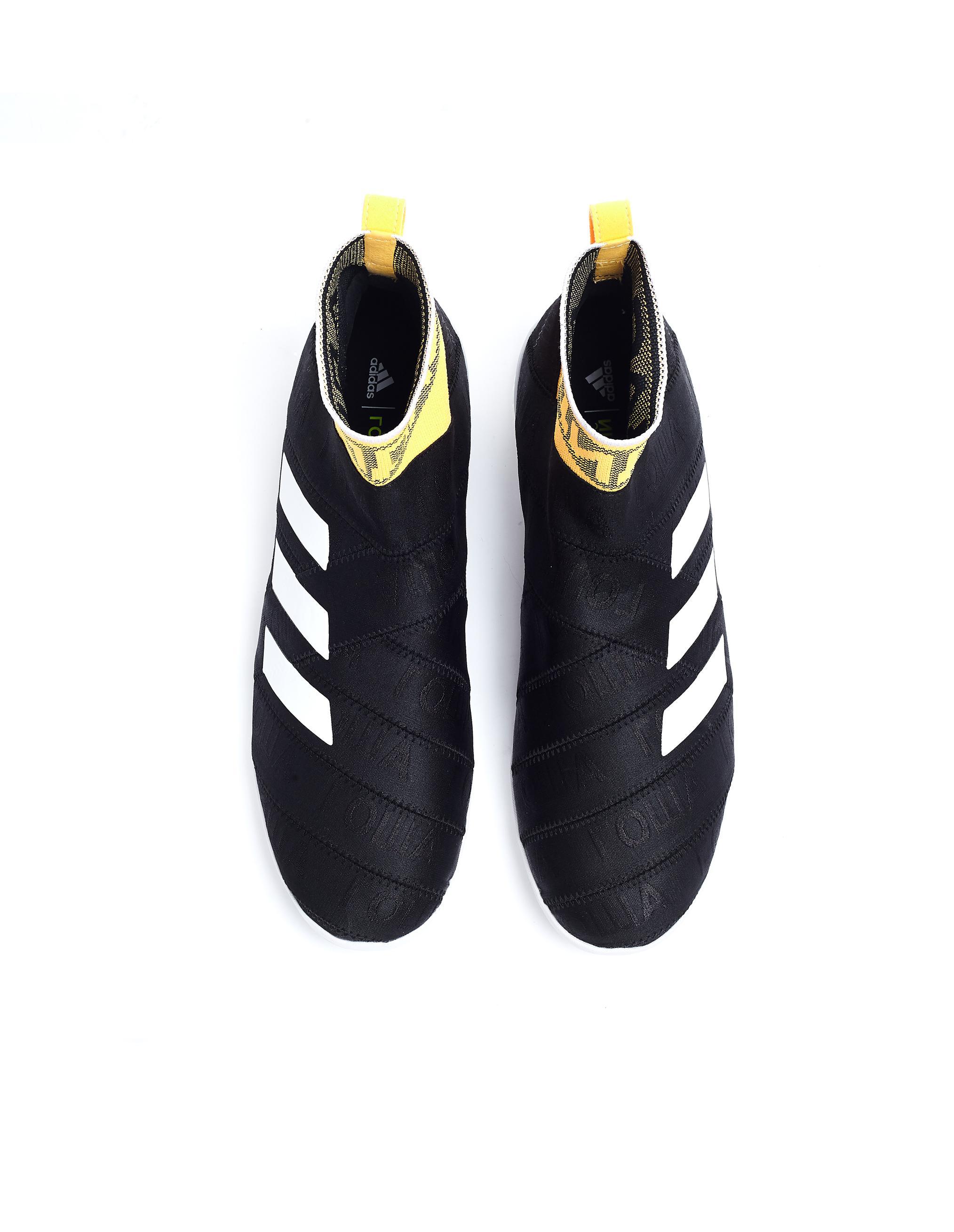6b82e32276c3 Lyst - Gosha Rubchinskiy High-top Nemeziz Sneakers in Black for Men - Save  3%