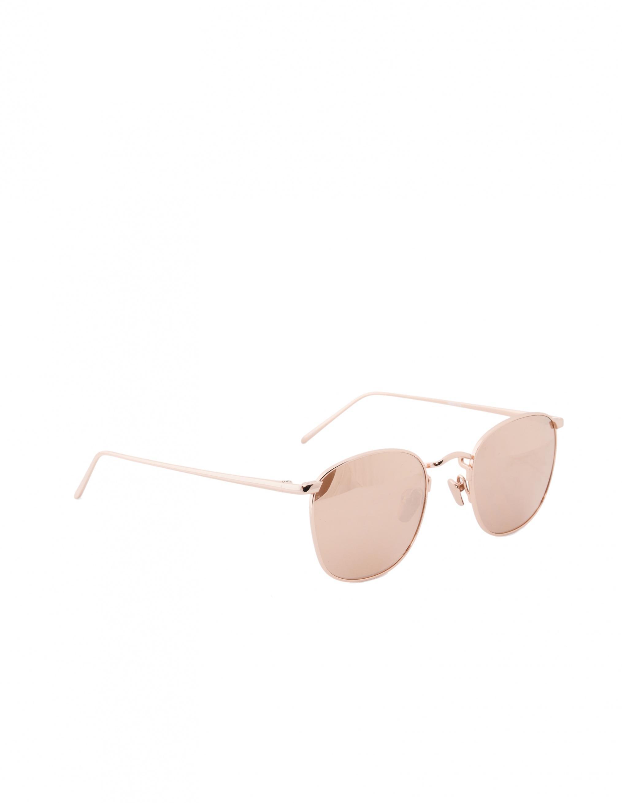 a52f4e38478 Lyst - Linda Farrow Luxe Sunglasses - Save 30.687830687830683%