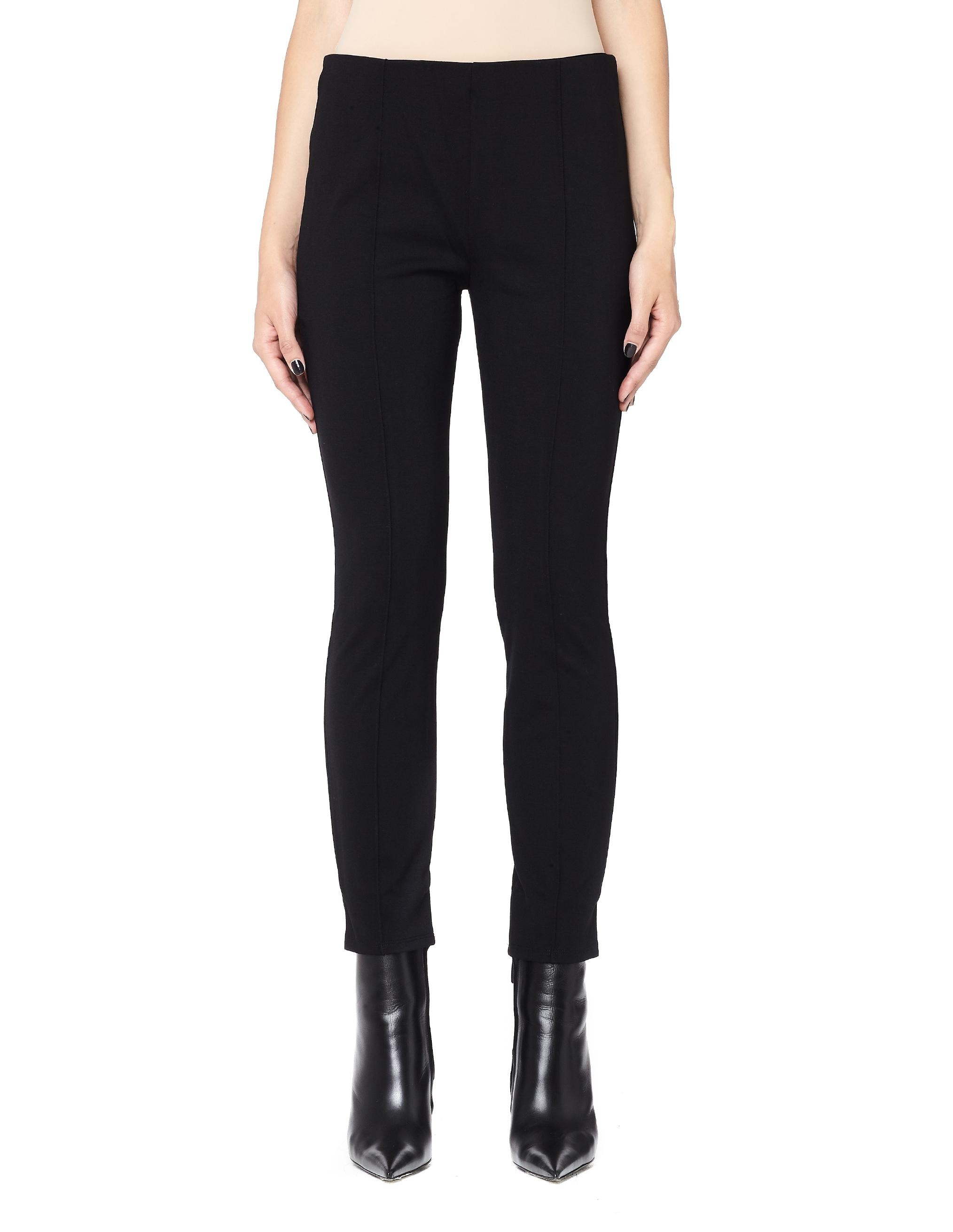 Outlet Affordable Sale Clearance Cosso Stretch Cotton-blend Skinny Pants - Black The Row GMOgv7dwu