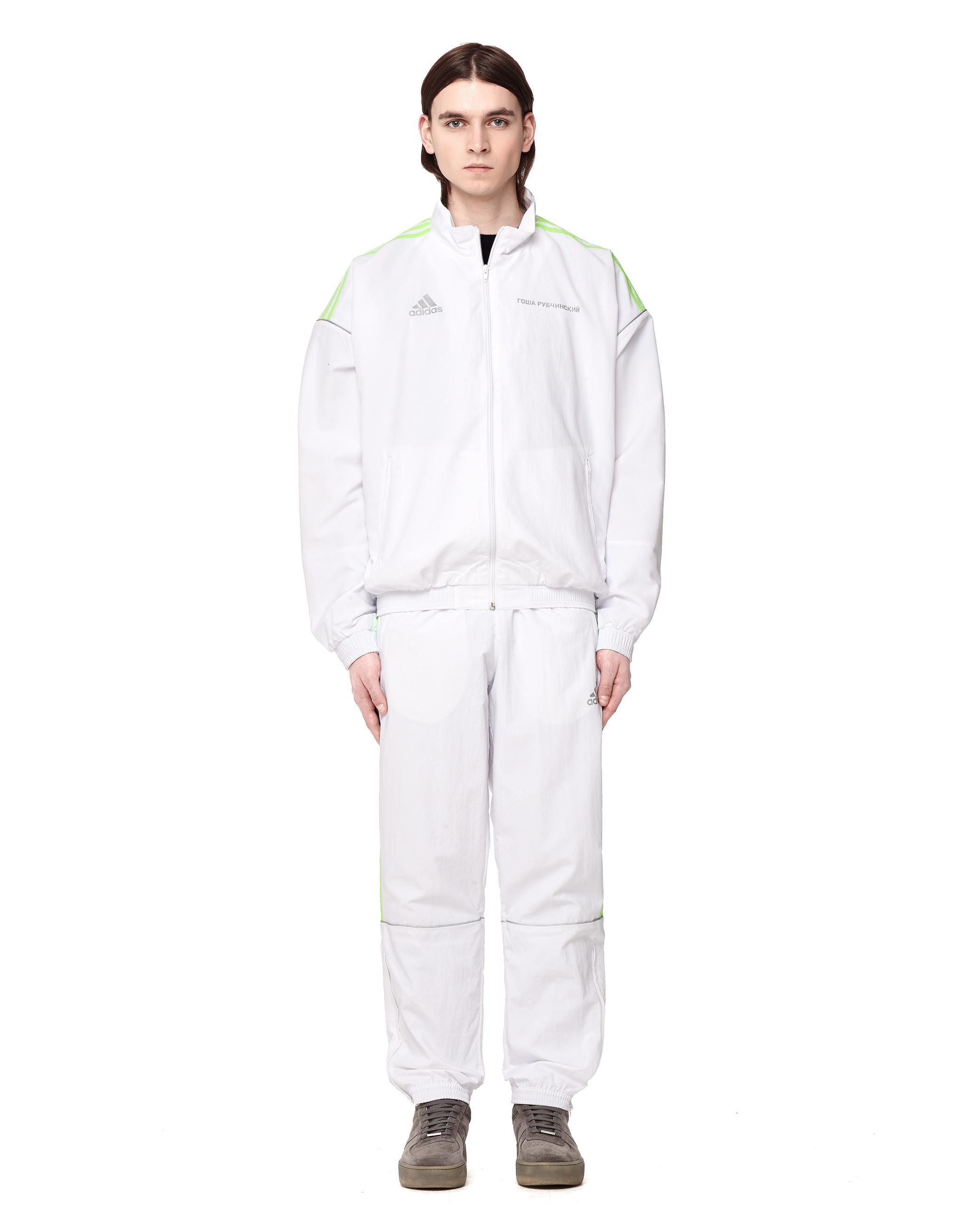 Lyst georgij rubchinskiy adidas chaqueta georgij de en deporte en blanco