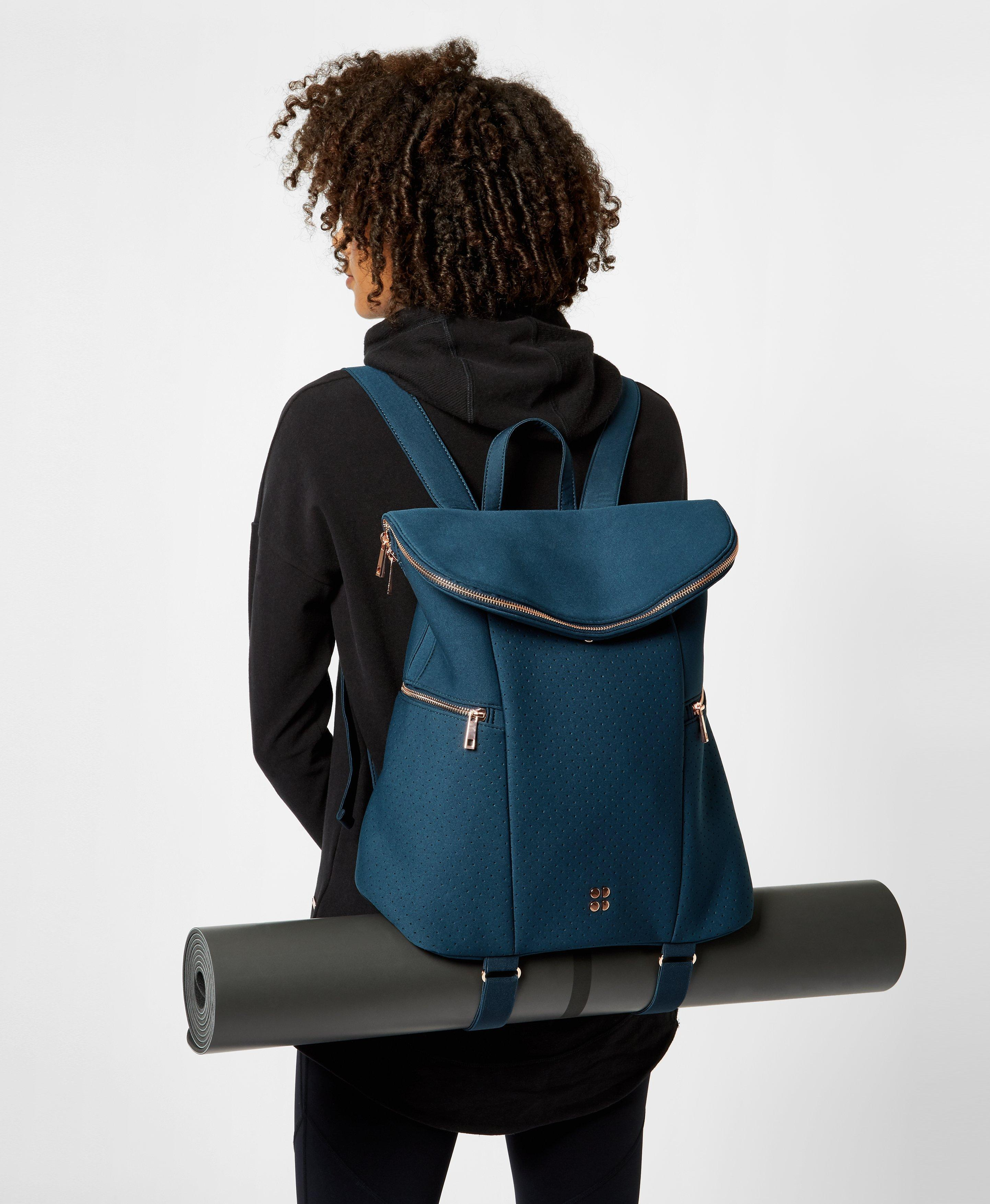 17aee4e462 Lyst - Sweaty Betty All Sport Backpack in Blue
