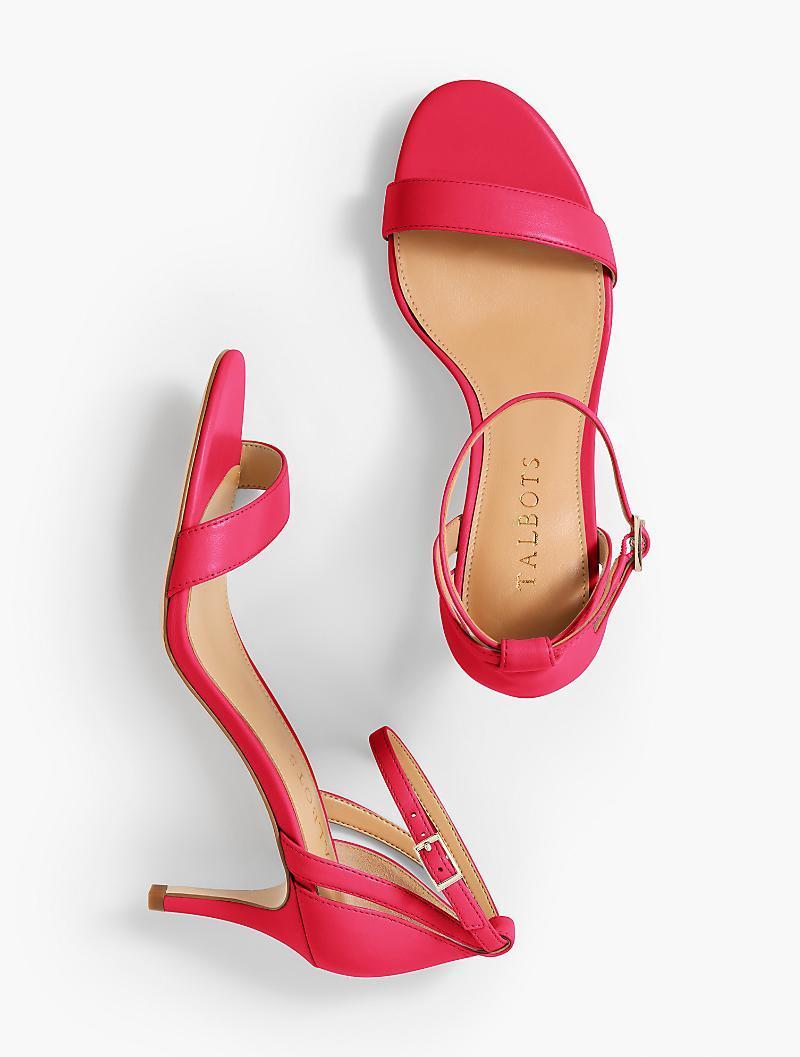 625ea9ddf292 Lyst - Talbots Rosalie Ankle-strap Sandals