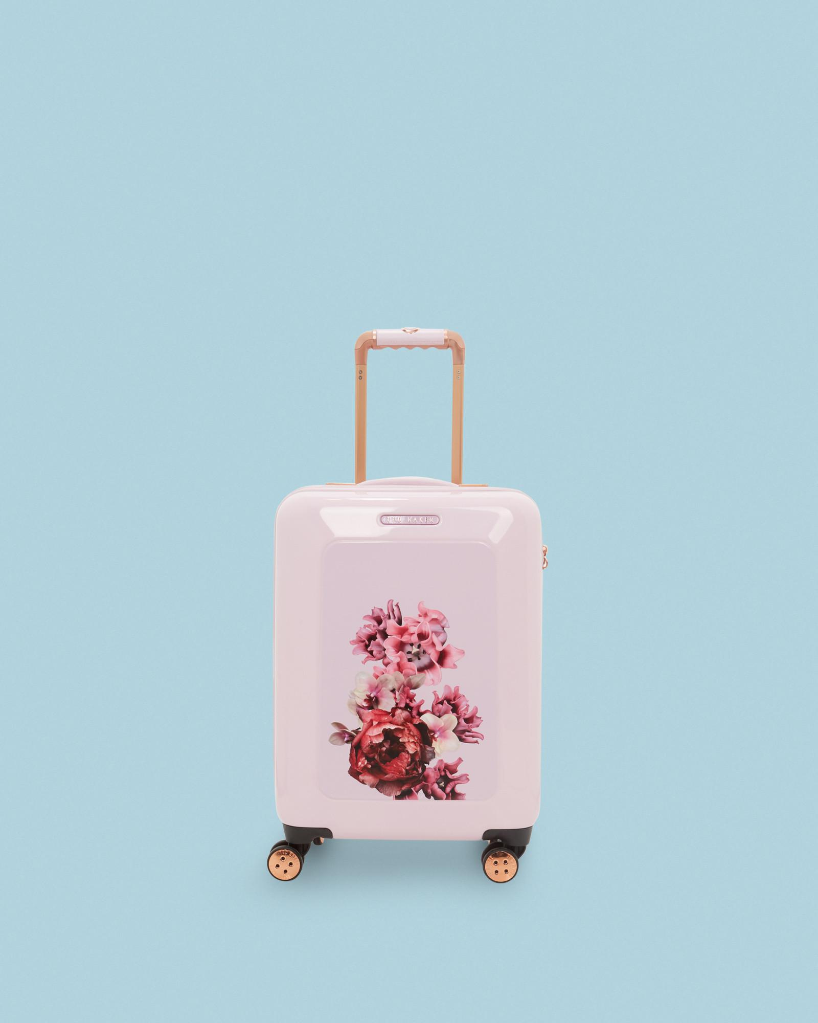 c0e07ff45 Ted Baker Splendour Small Suitcase in Pink - Save 21% - Lyst