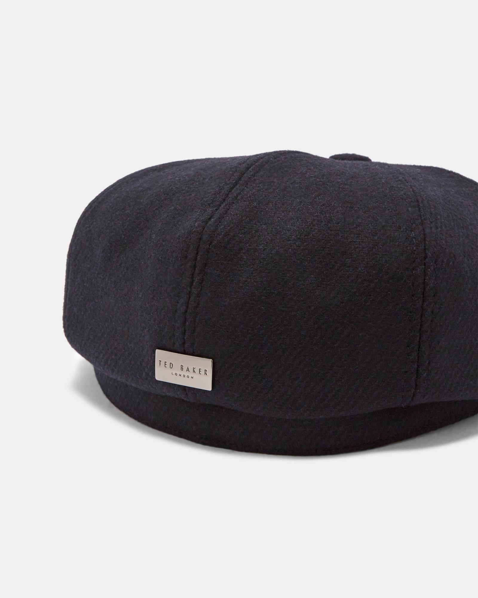 e559d148966 ... Ted Baker Structured Baker Boy Hat in Blue for Men - Lyst promo code  15629 840e7 ...