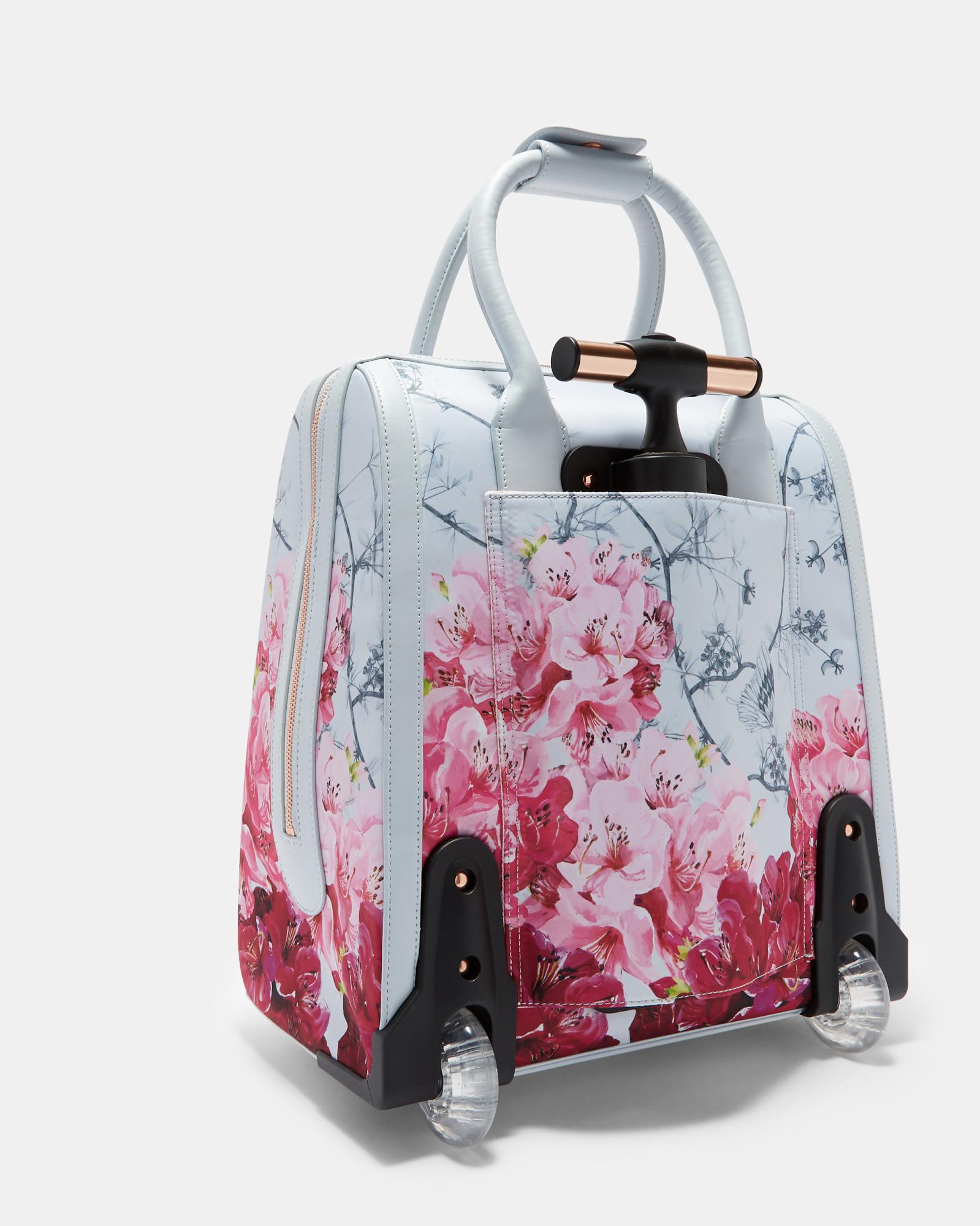 0ed069094b708d Ted Baker Babylon Travel Bag in Gray - Lyst