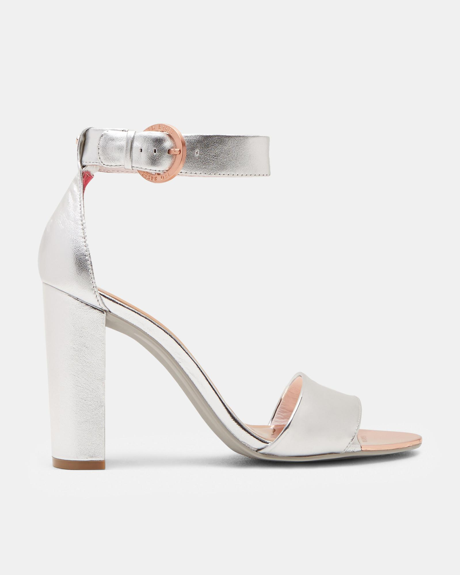aacd91b4726 Ted Baker Ankle Strap Sandals - Lyst
