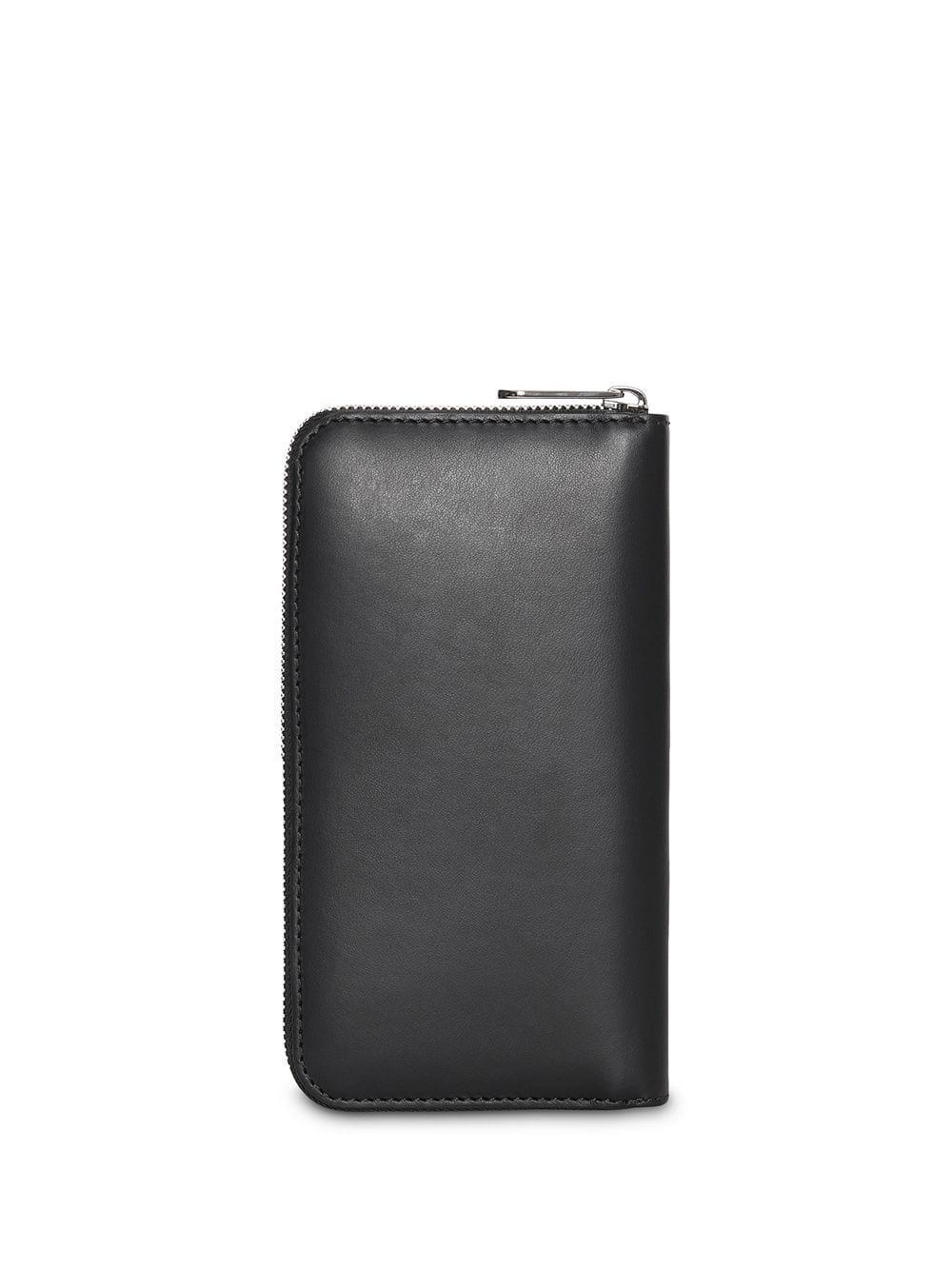 dadba6c5f41 Lyst - Burberry Cavendish Wallet in Black for Men - Save 7%