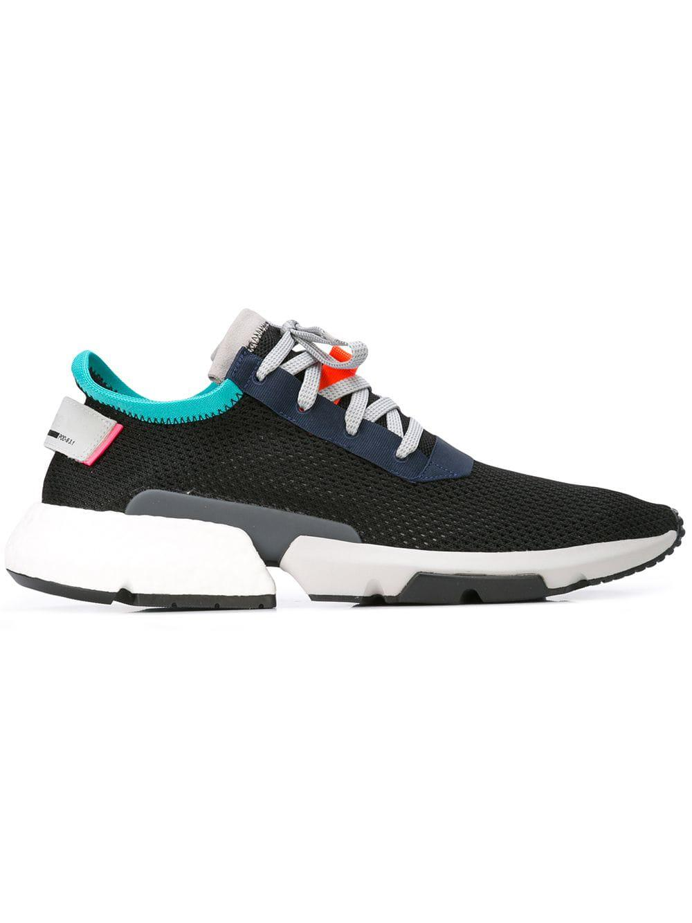 10493a5543ae Lyst - adidas Pod-s 3.1 Sneakers in Black for Men