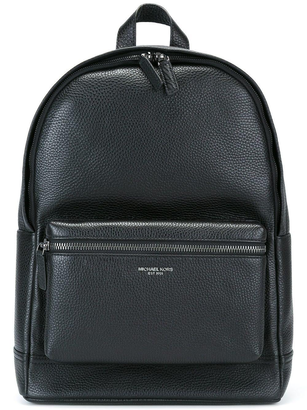d3770dbb5589 Michael Michael Kors Backpack in Black for Men - Lyst