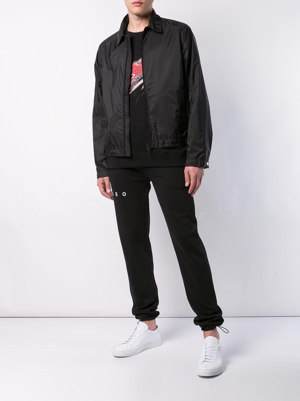 e77ee77a3 Givenchy - Black Dragon Print Cotton Sweatshirt for Men - Lyst. View  fullscreen