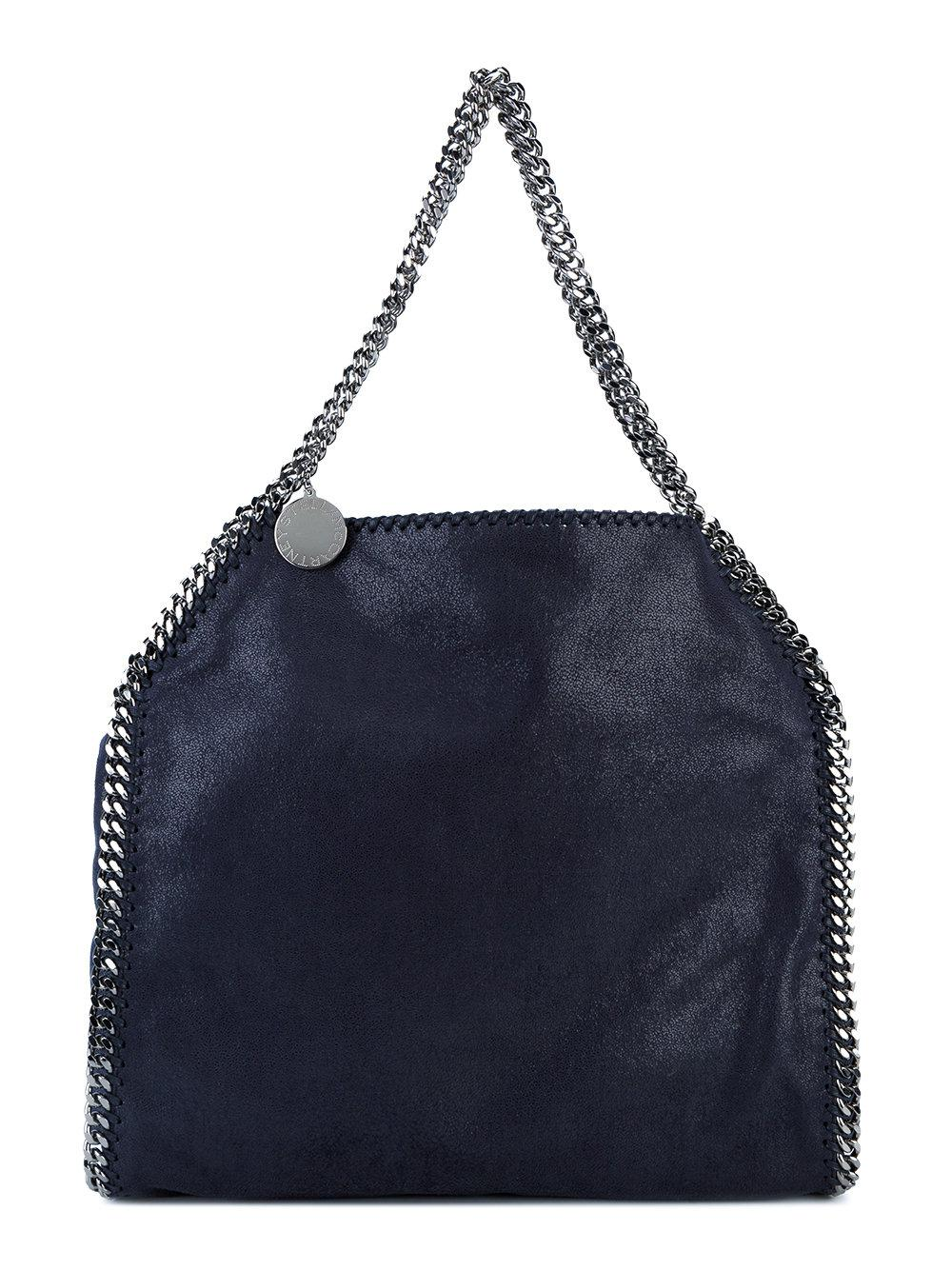 ced0d3a68672 Lyst - Stella McCartney Falabella Small Tote Bag in Blue